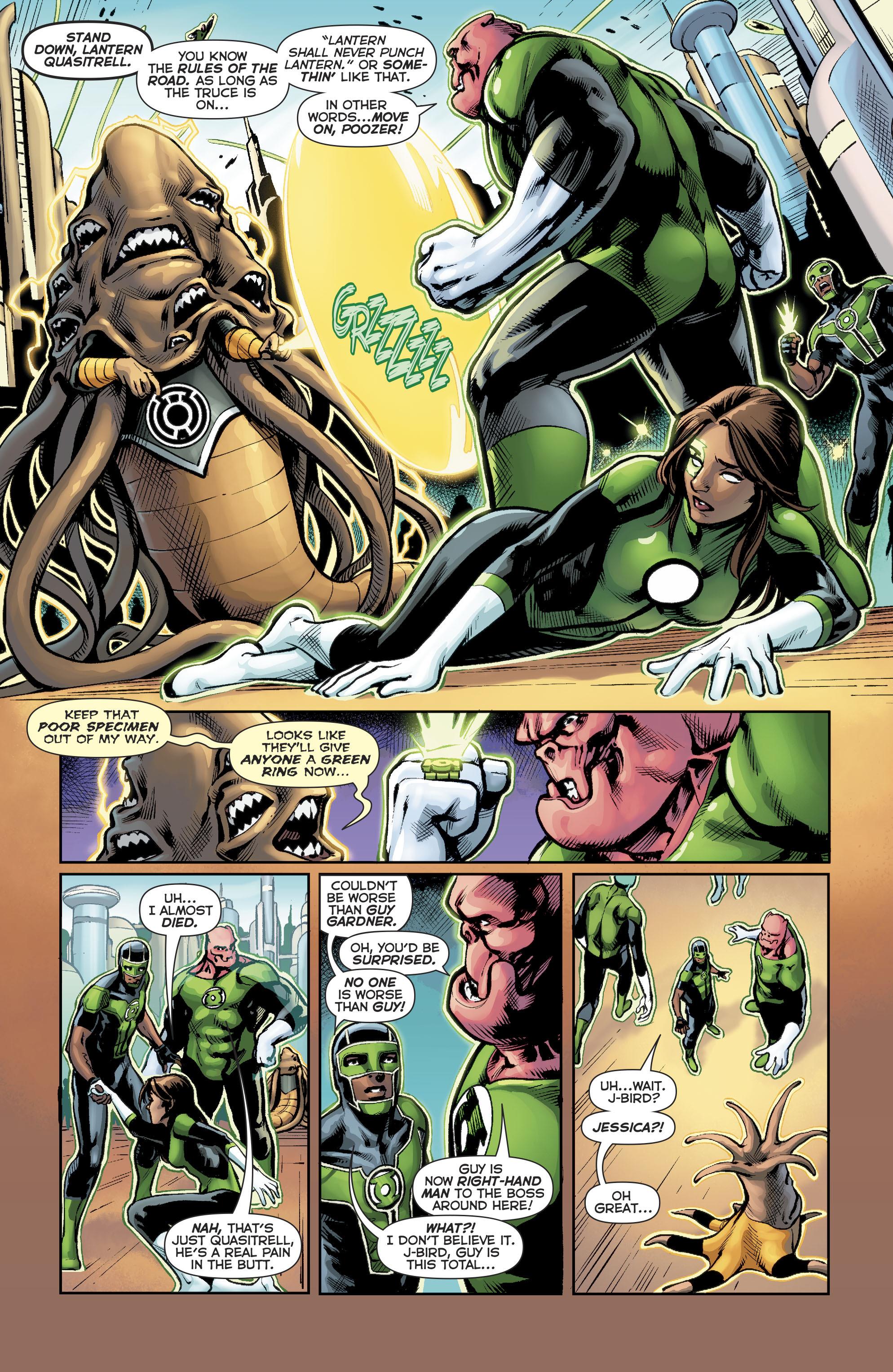 Read online Green Lanterns comic -  Issue #22 - 16