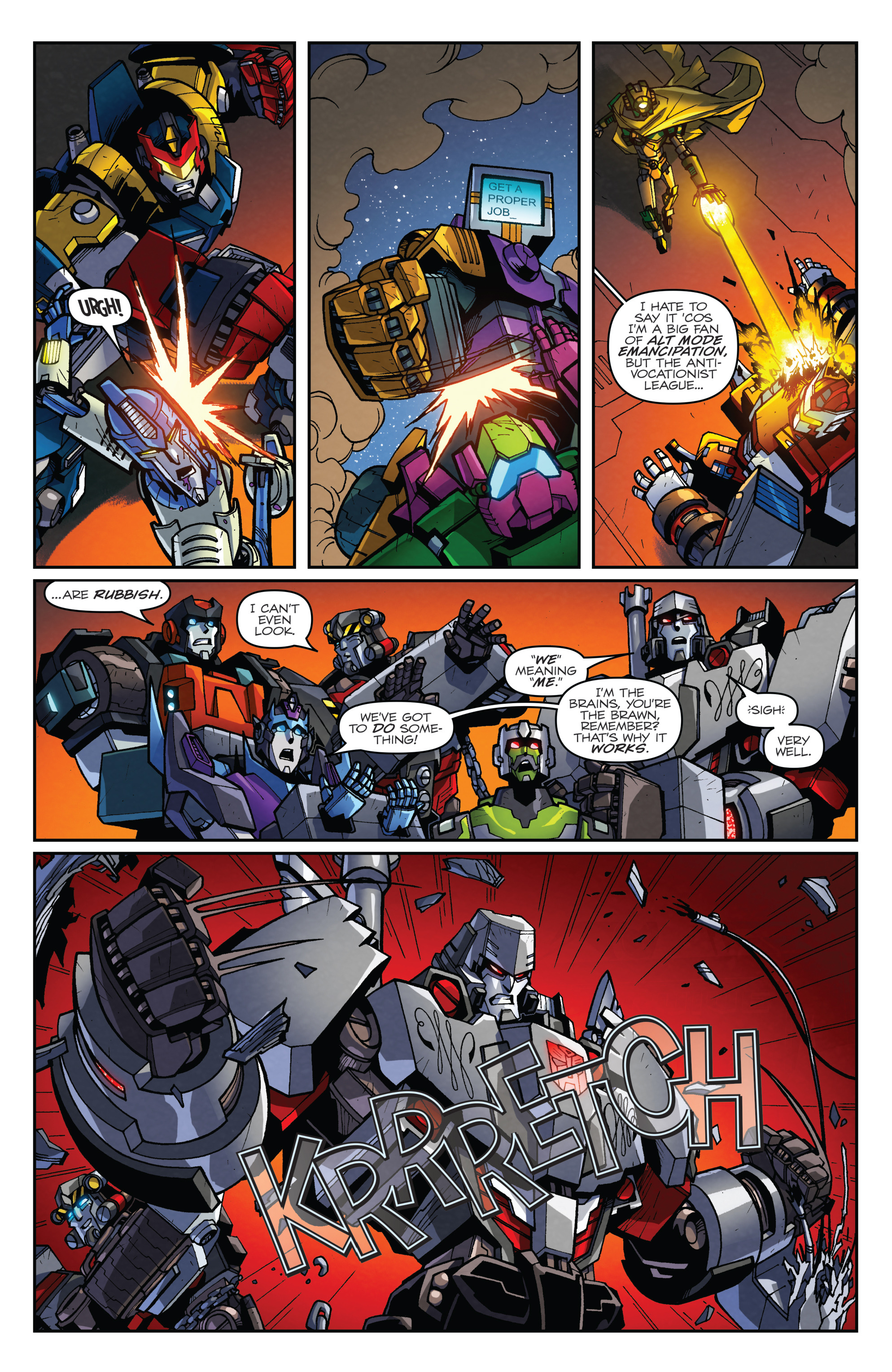 Read online Transformers: Lost Light comic -  Issue #2 - 14