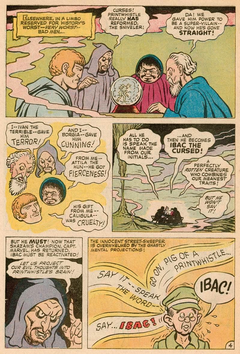 Read online Shazam! (1973) comic -  Issue #4 - 5
