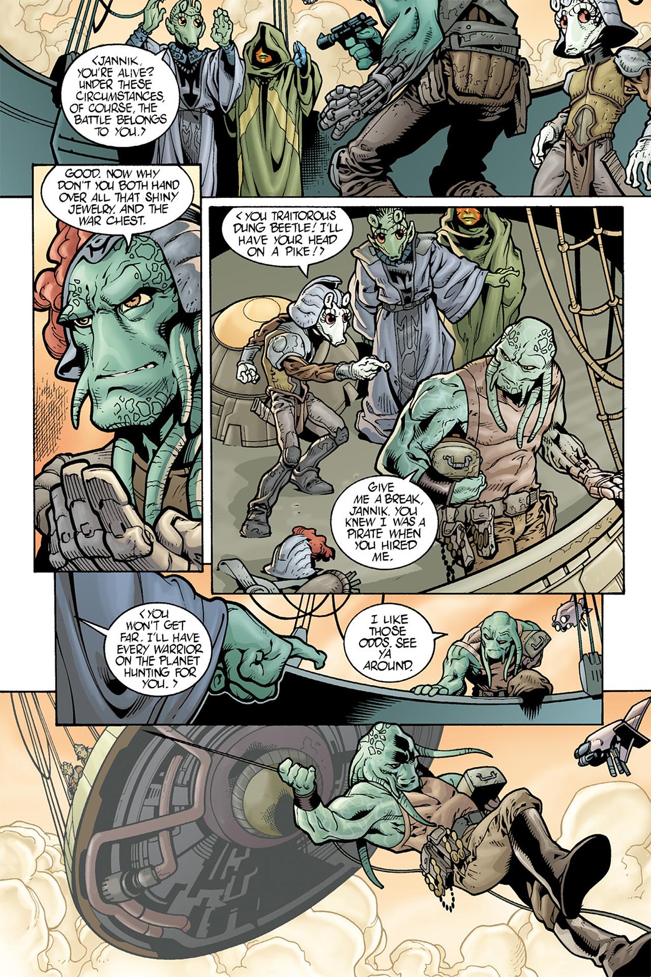 Read online Star Wars Omnibus comic -  Issue # Vol. 10 - 376