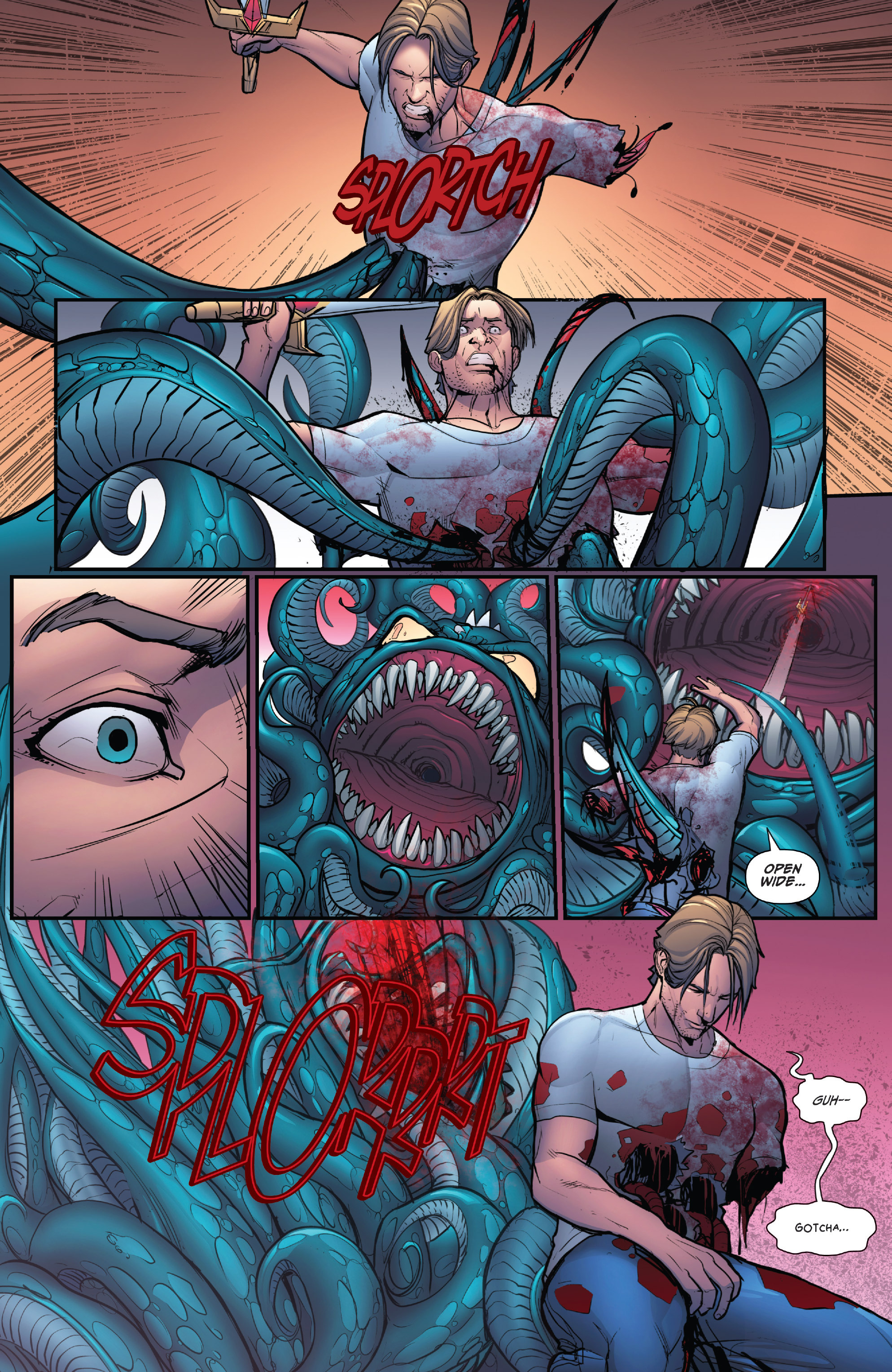 Read online Grimm Fairy Tales: Arcane Acre comic -  Issue # TPB 4 - 132