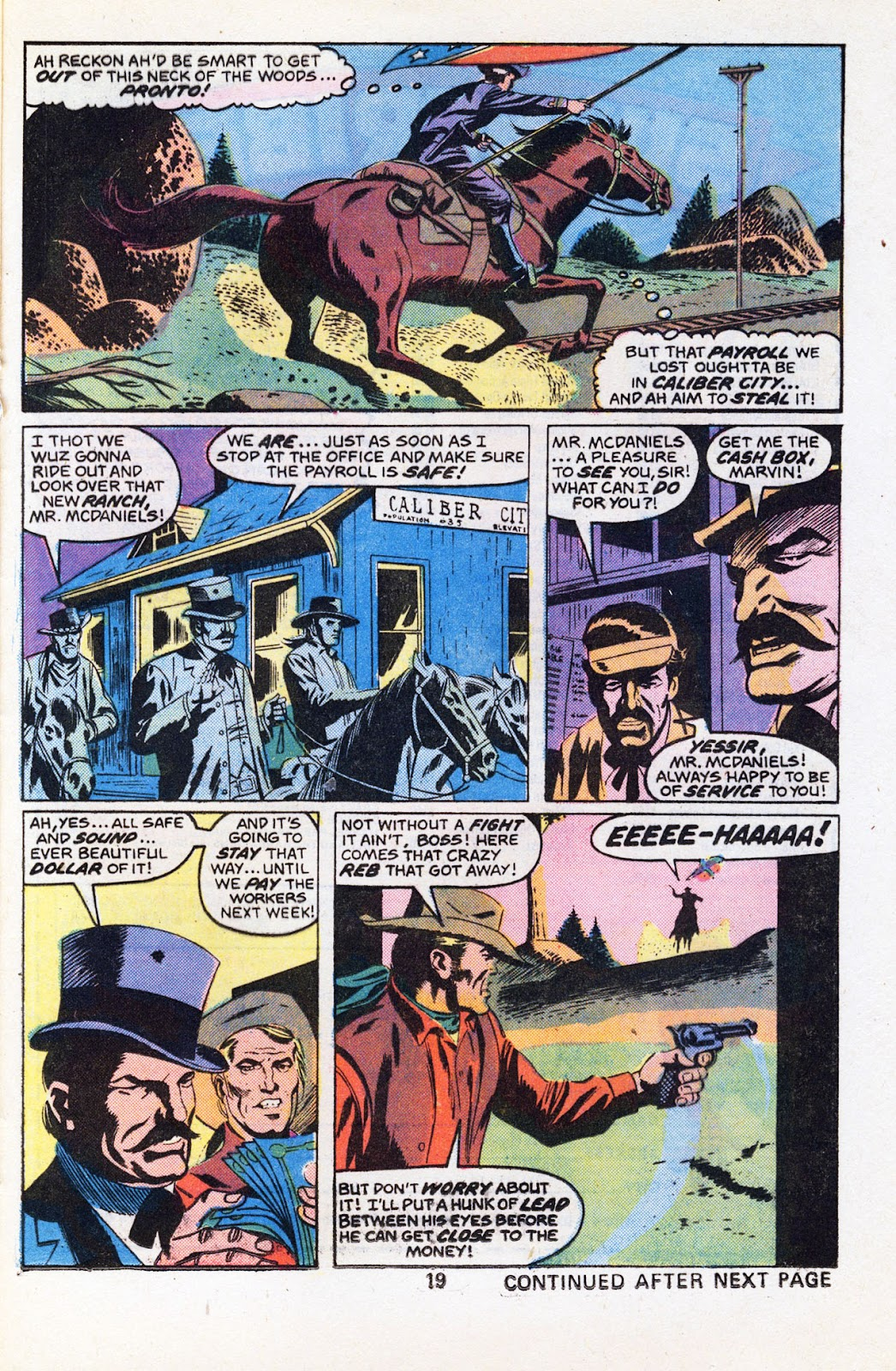 The Outlaw Kid (1970) issue 30 - Page 21