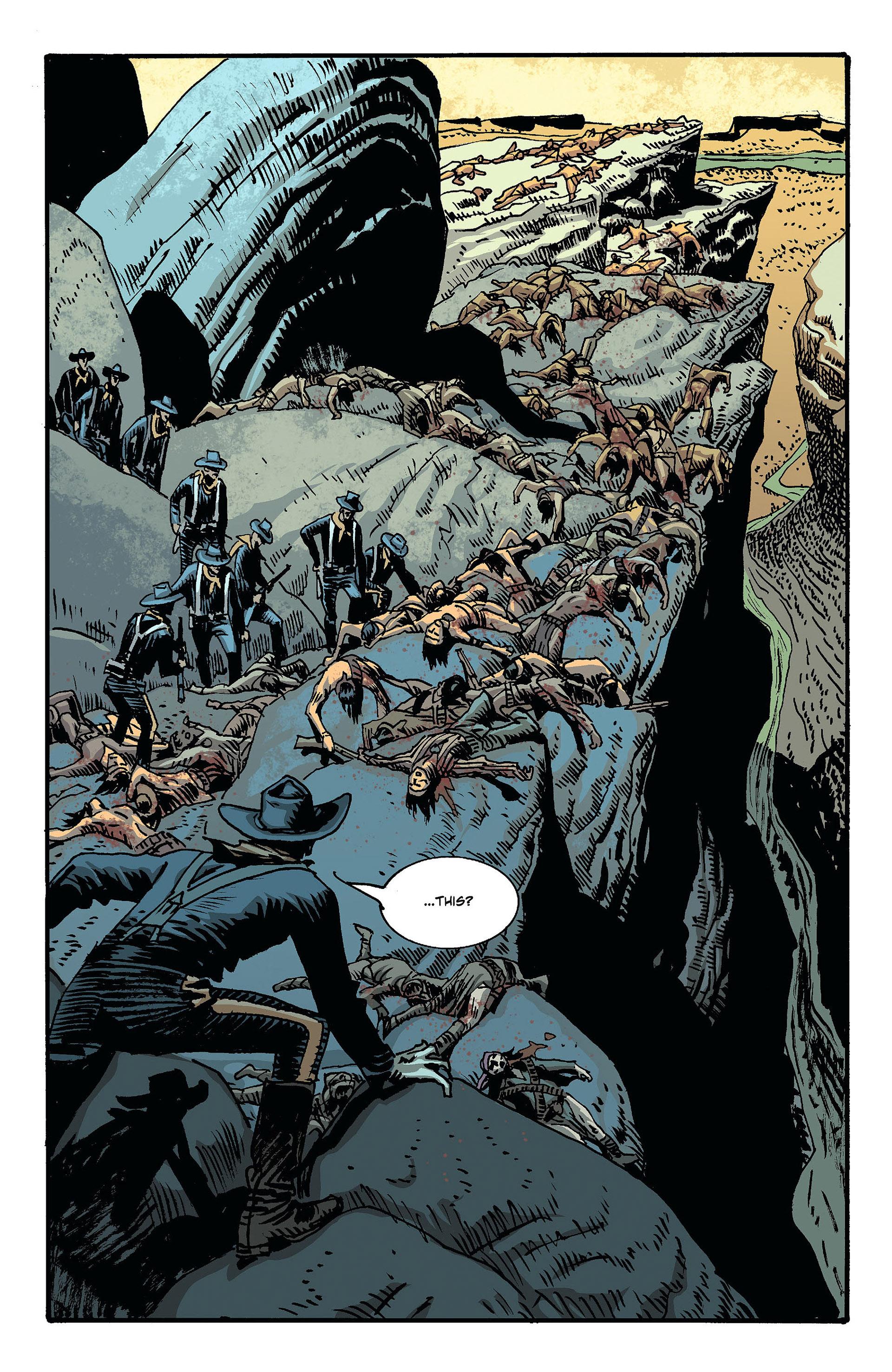 Read online American Vampire comic -  Issue #21 - 17