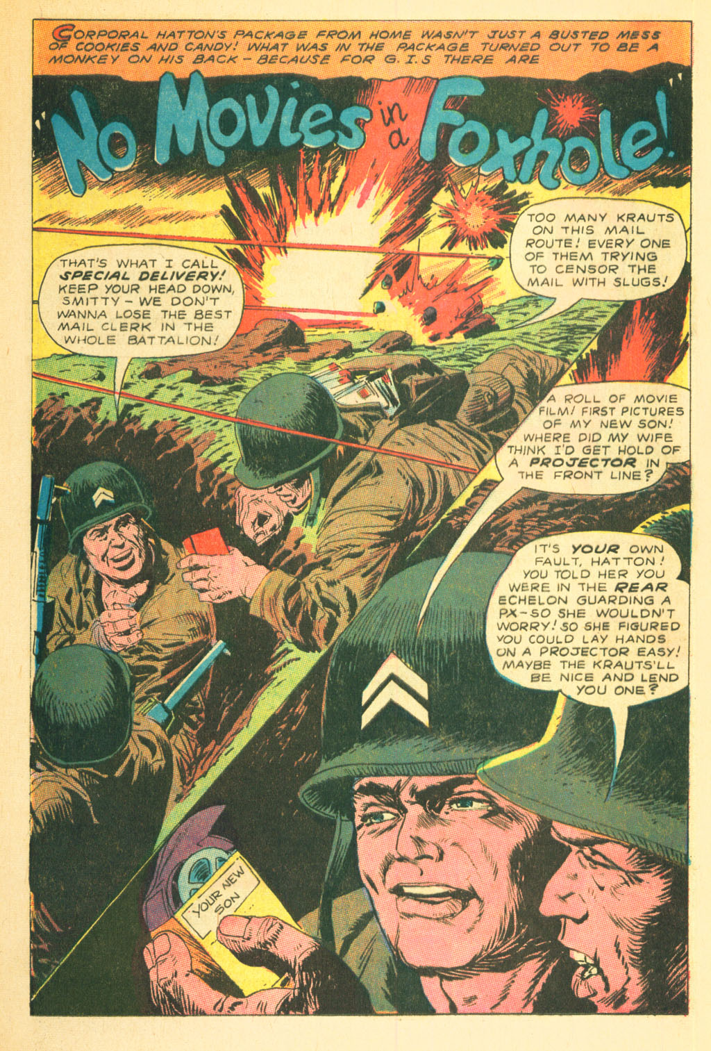 Our Fighting Forces (1954) issue 111 - Page 24