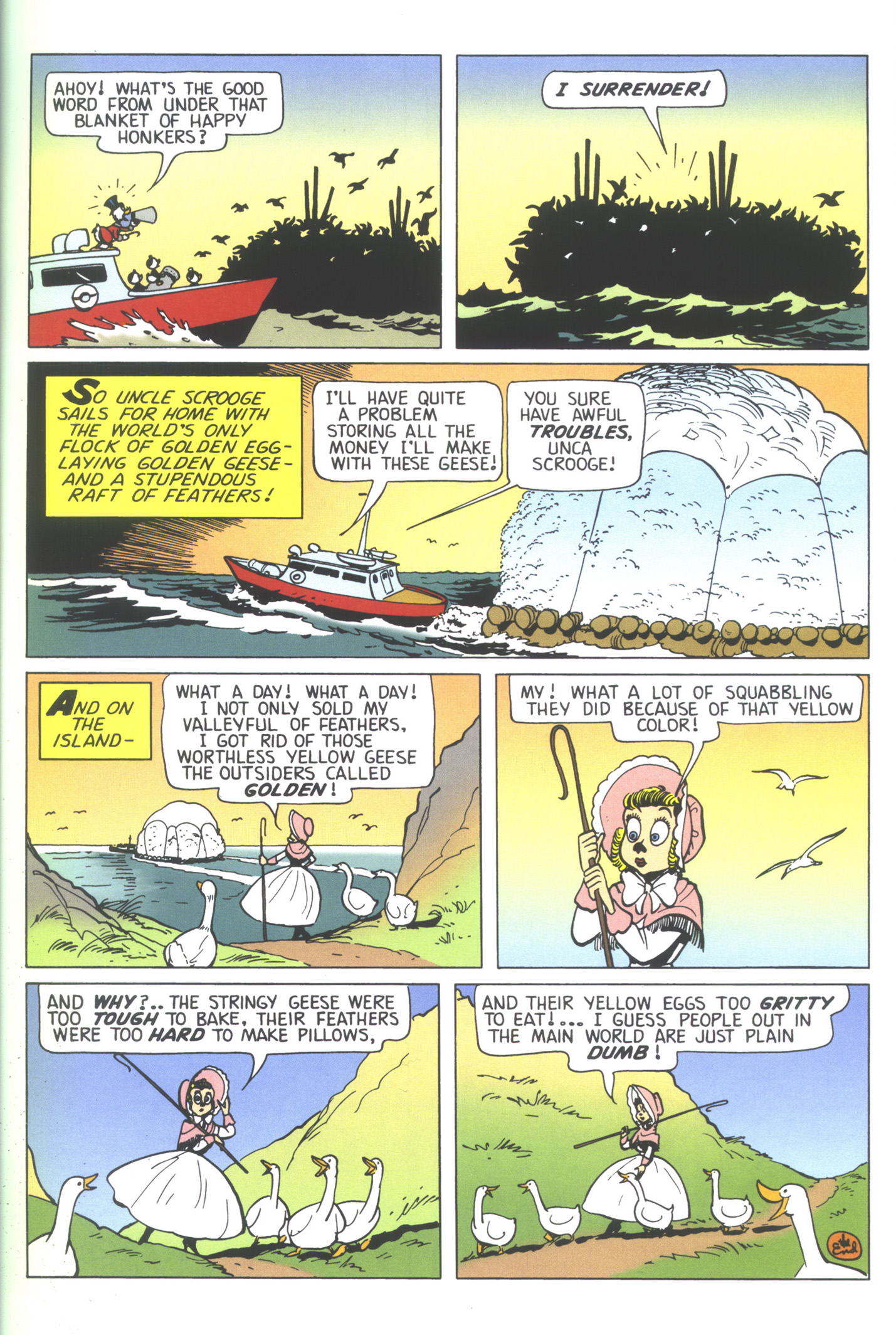 Read online Uncle Scrooge (1953) comic -  Issue #352 - 25