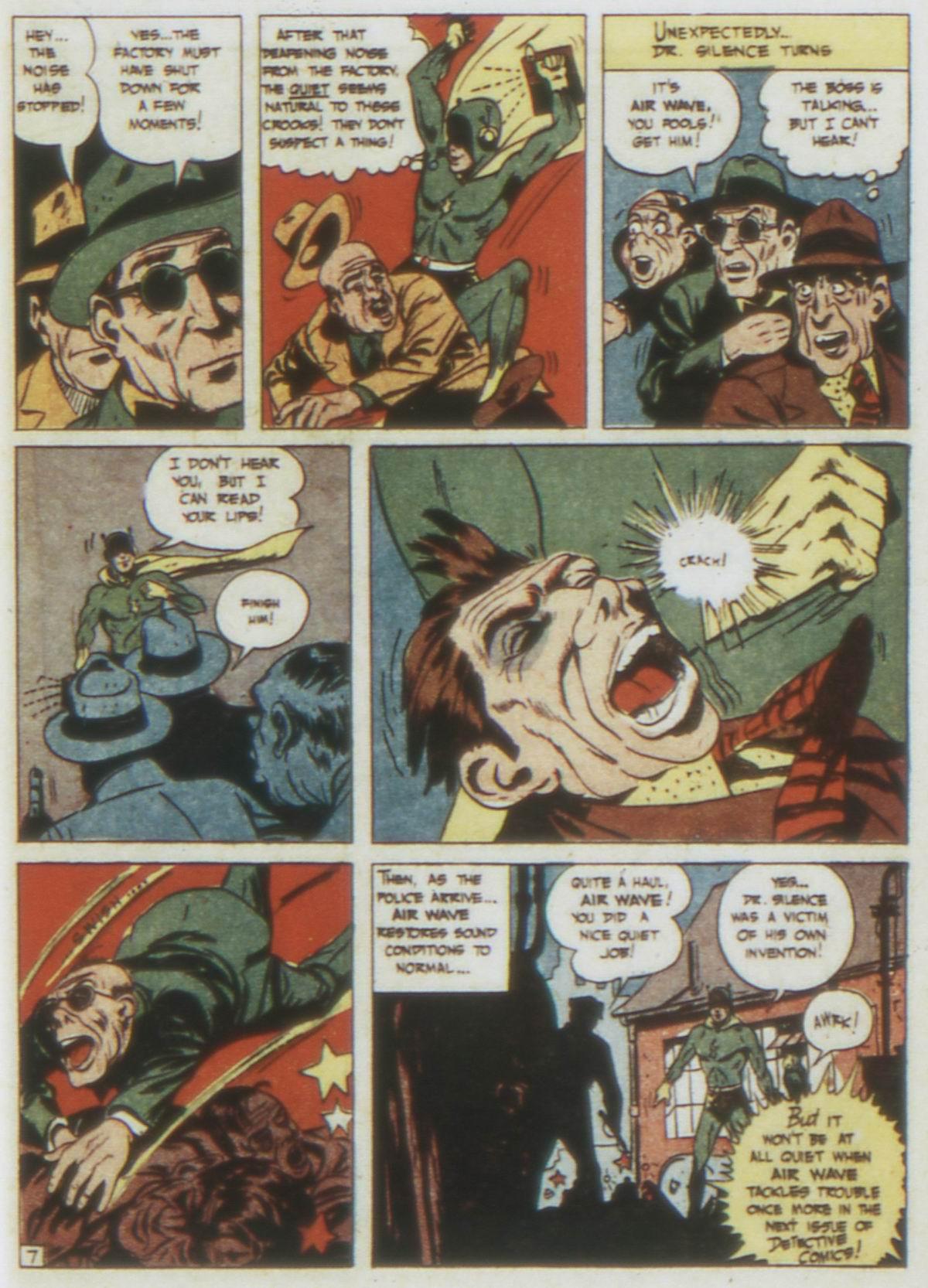 Read online Detective Comics (1937) comic -  Issue #77 - 45