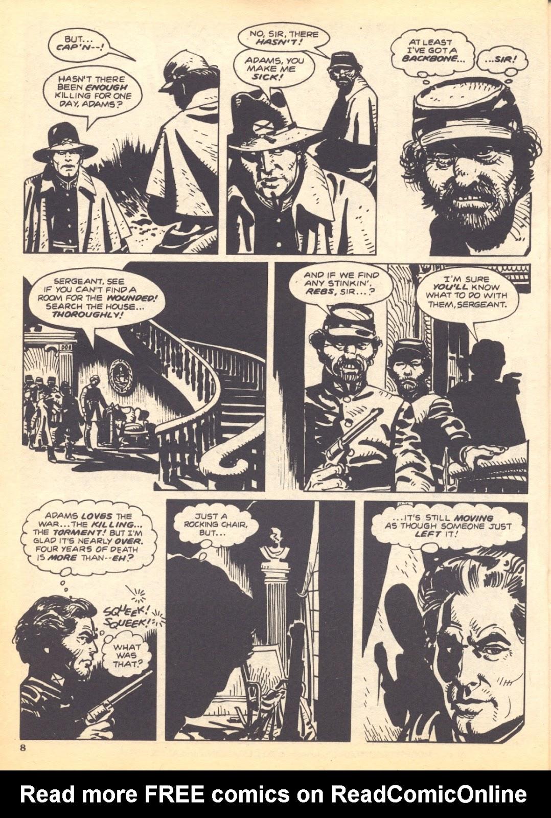 Creepy (1964) Issue #122 #122 - English 8