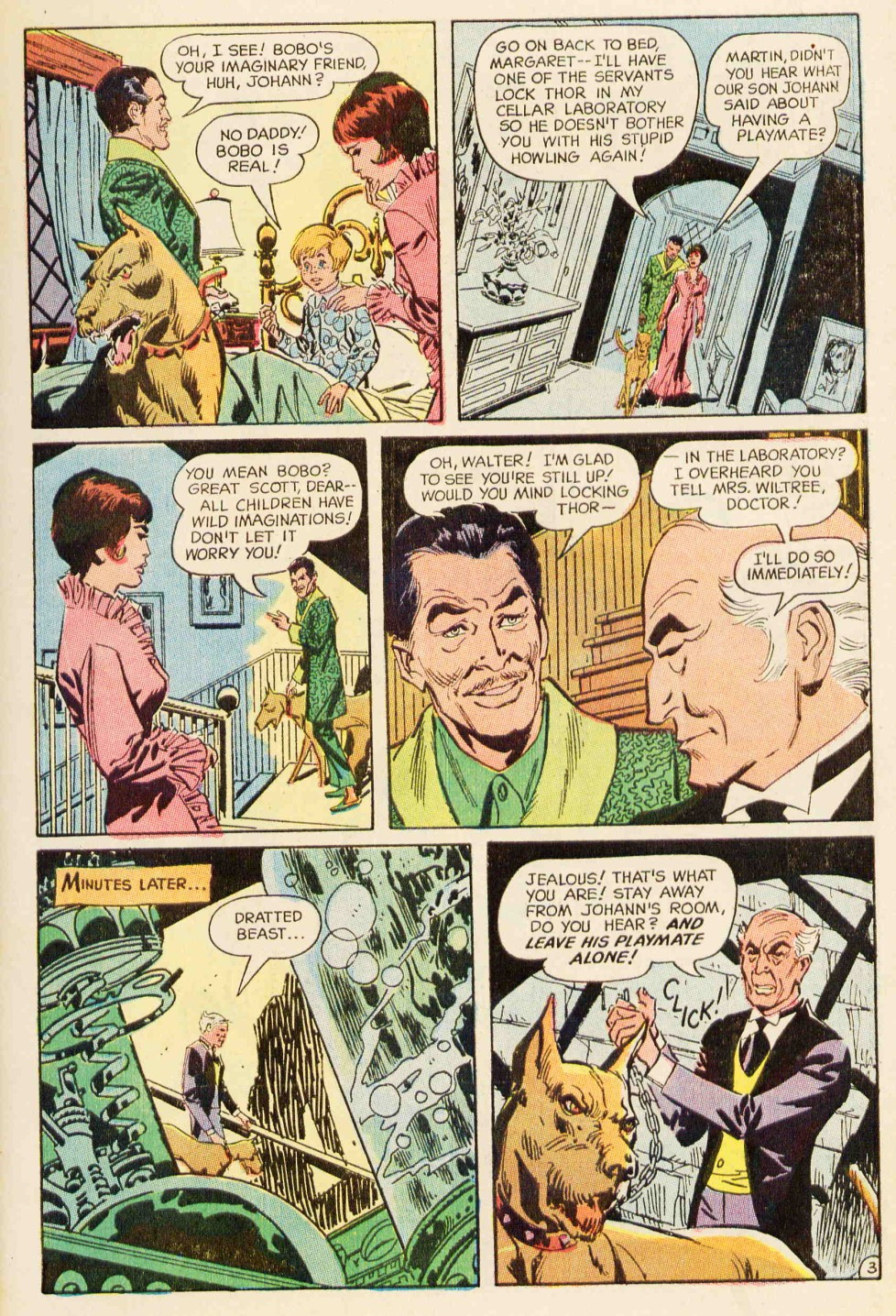 House of Secrets (1956) issue 95 - Page 5