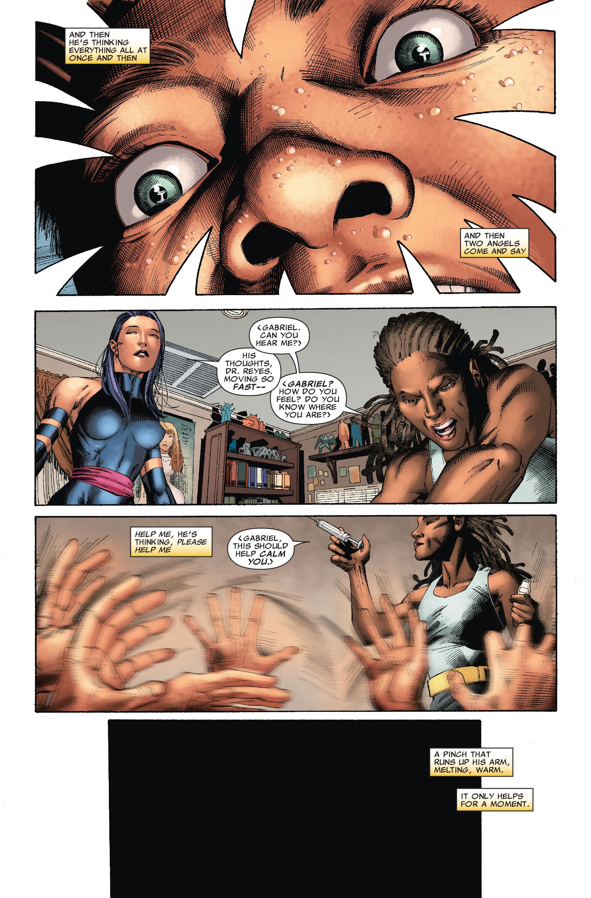 Read online Uncanny X-Men (1963) comic -  Issue #527 - 9