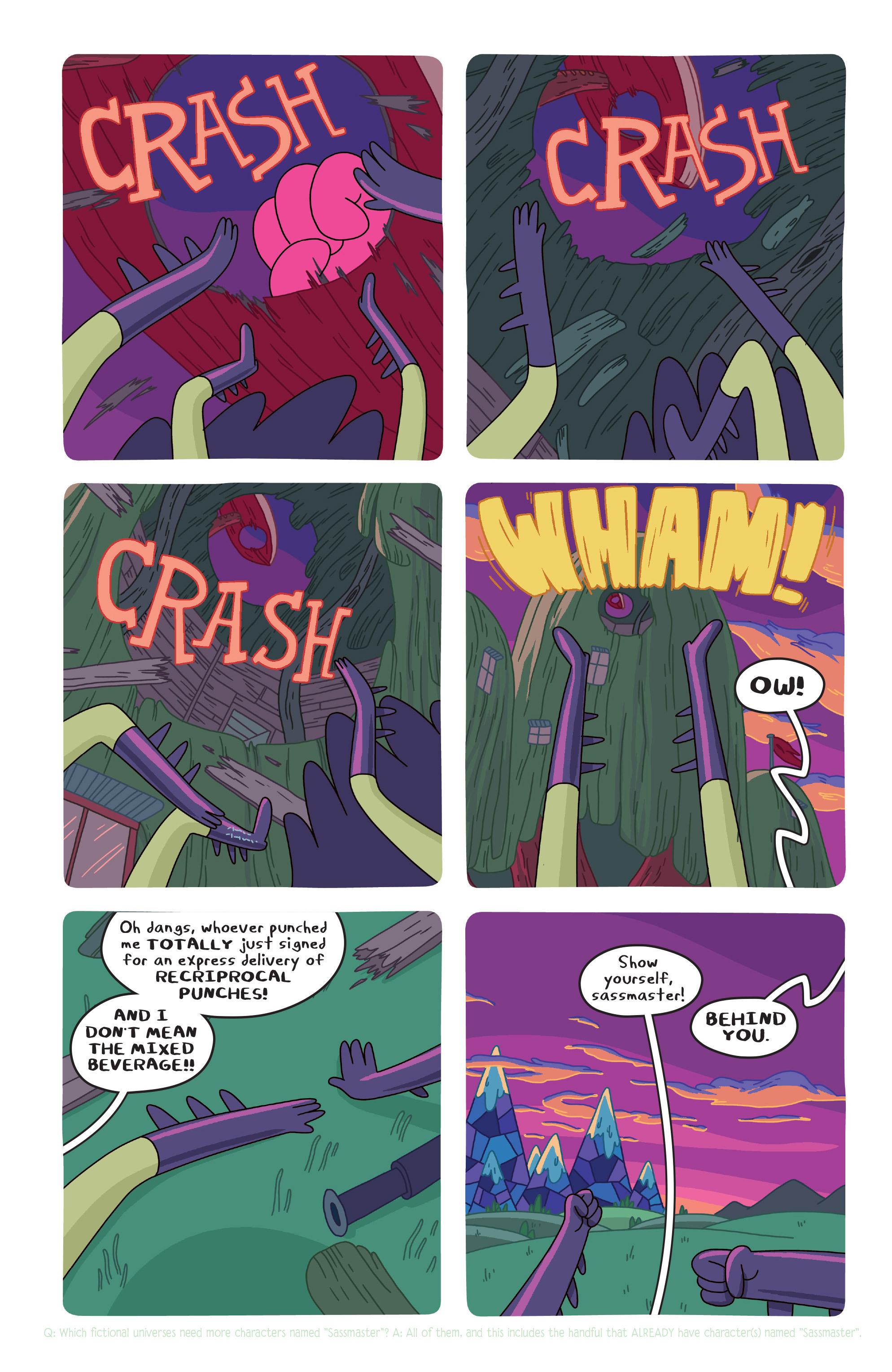 Read online Adventure Time comic -  Issue #20 - 10