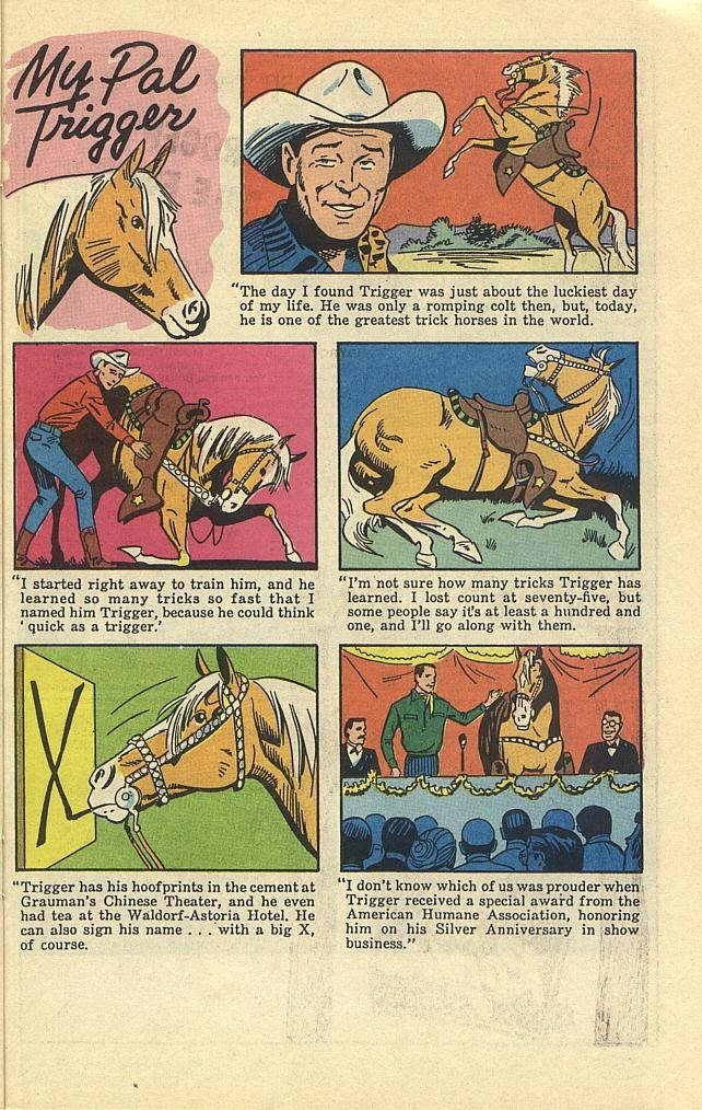 Read online Roy Rogers comic -  Issue #3 - 32
