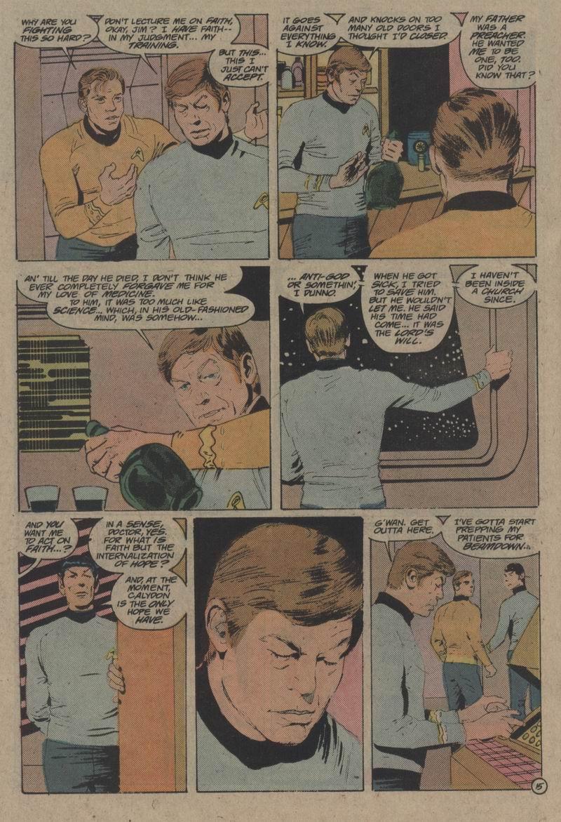 Star Trek (1984) #56 #59 - English 16
