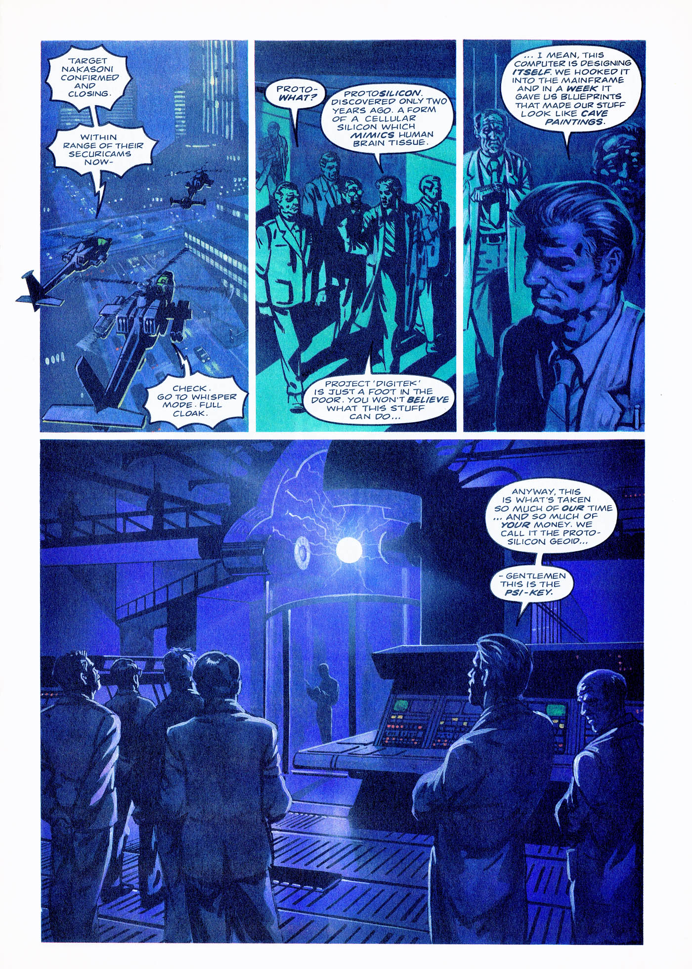 Read online Overkill comic -  Issue #2 - 19