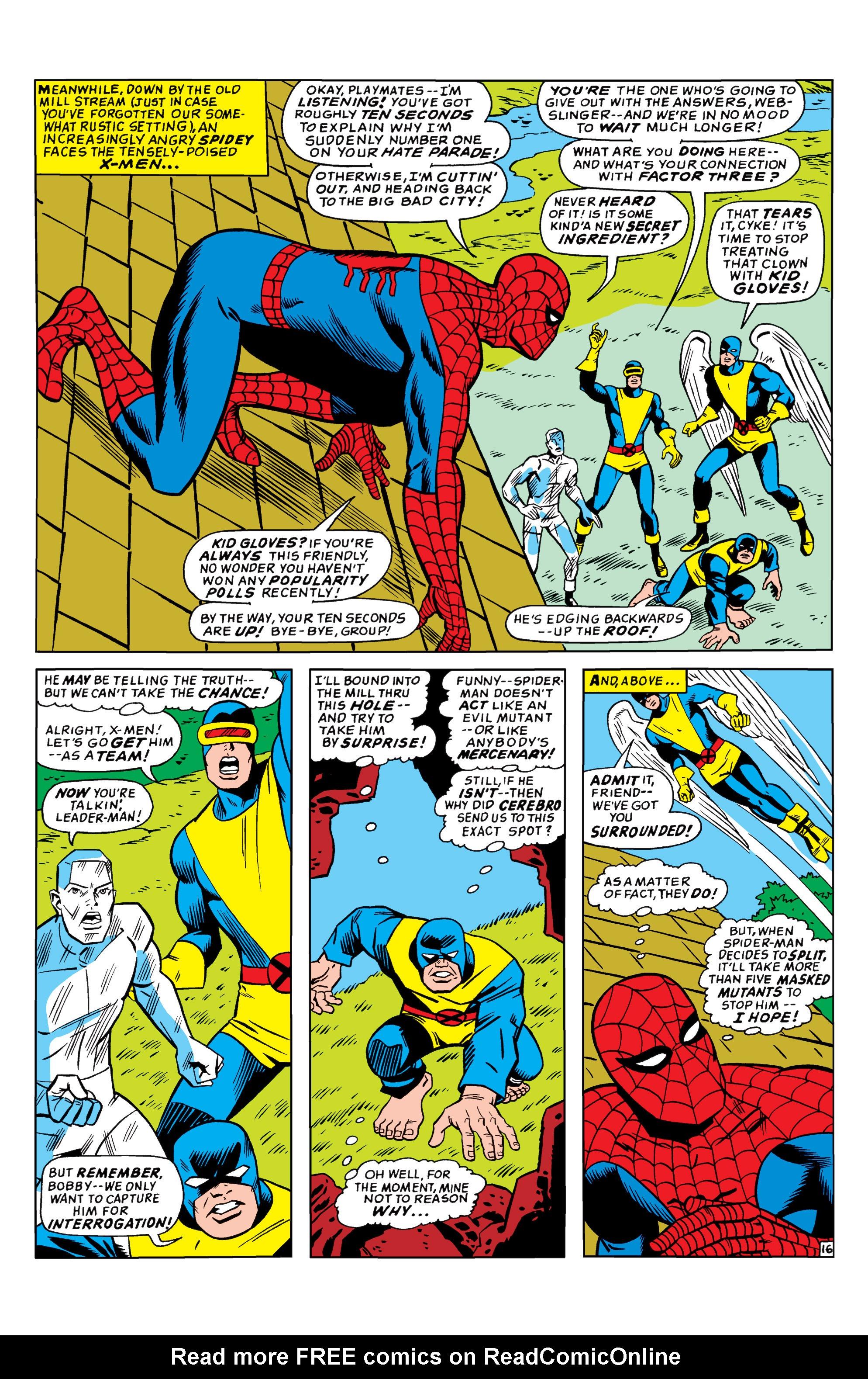 Uncanny X-Men (1963) 35 Page 16