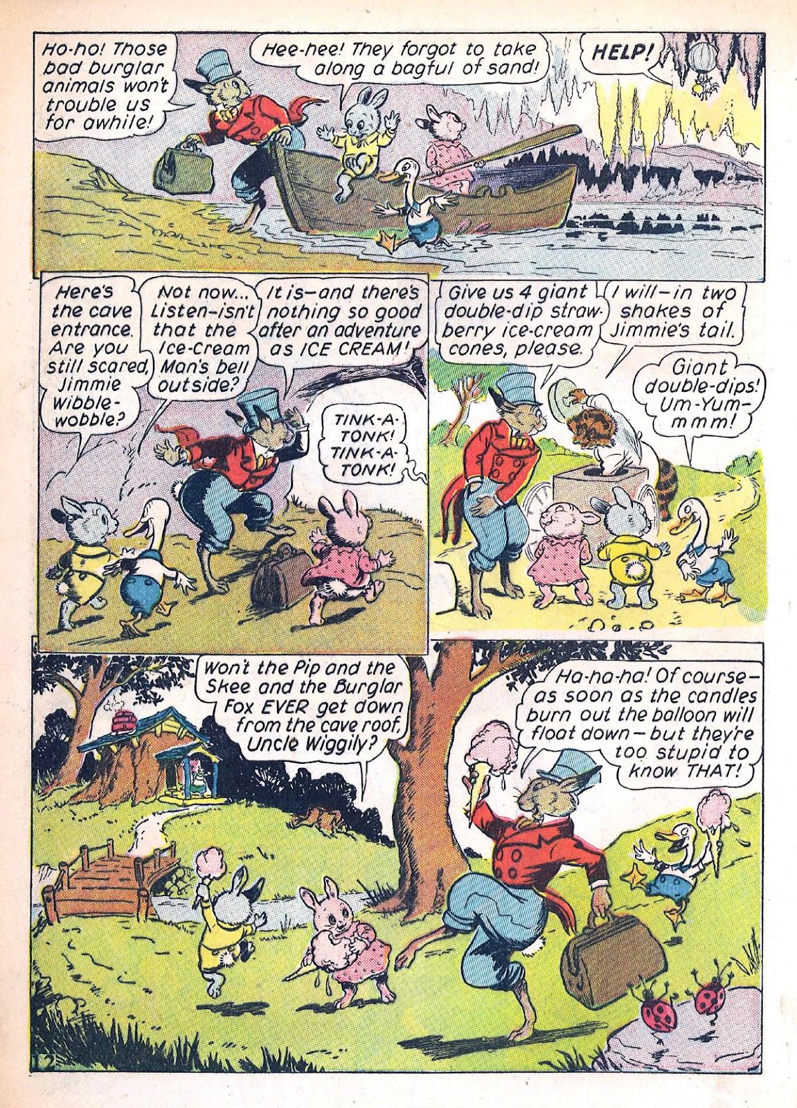 Read online Animal Comics comic -  Issue #4 - 15