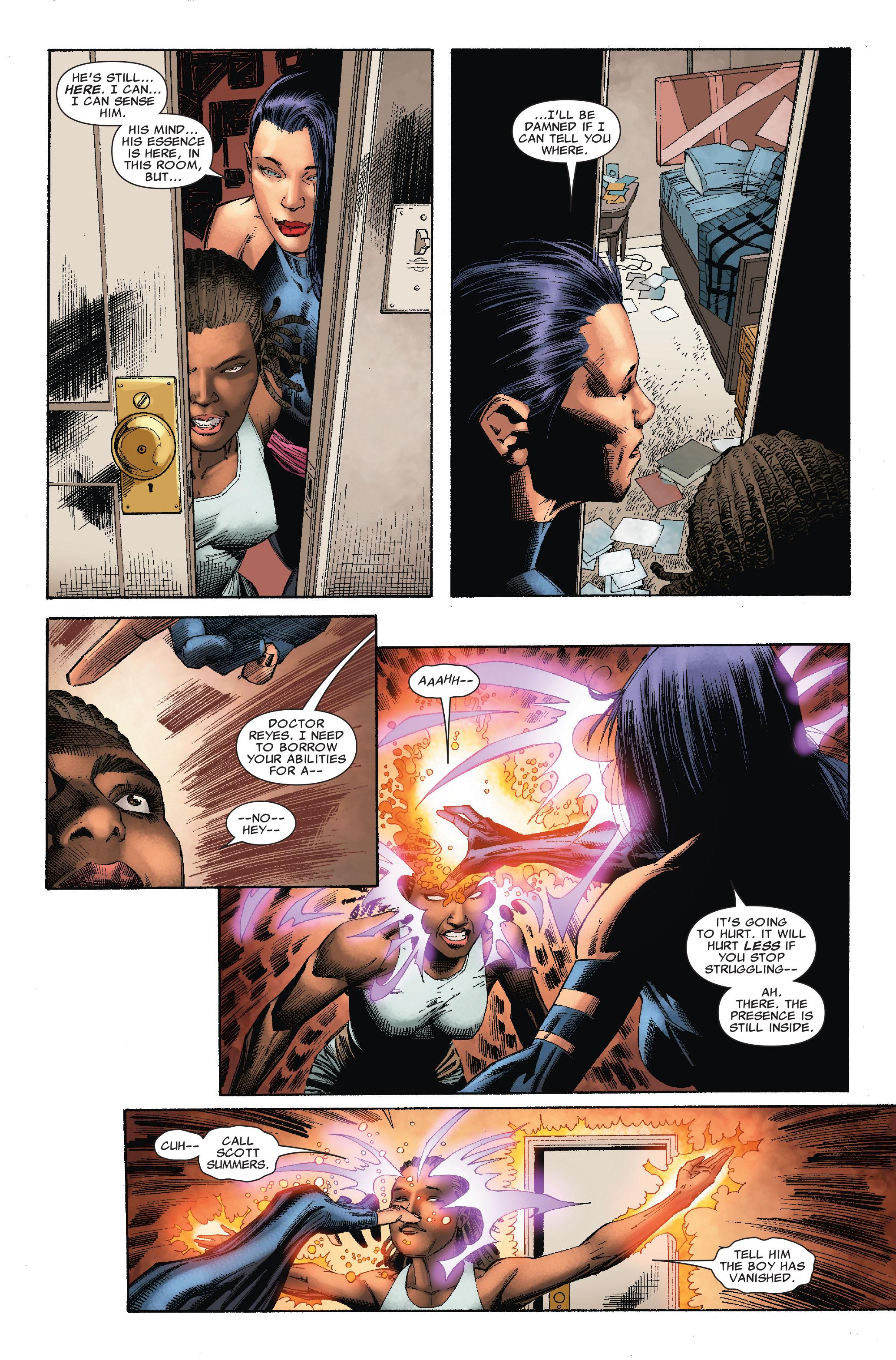 Read online Uncanny X-Men (1963) comic -  Issue #527 - 11