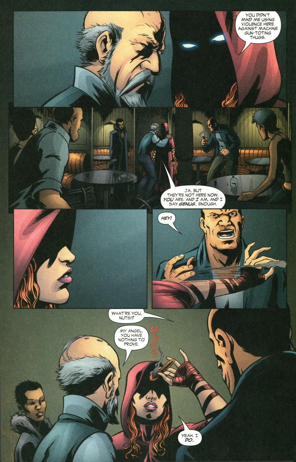 Read online Fallen Angel (2003) comic -  Issue #14 - 16