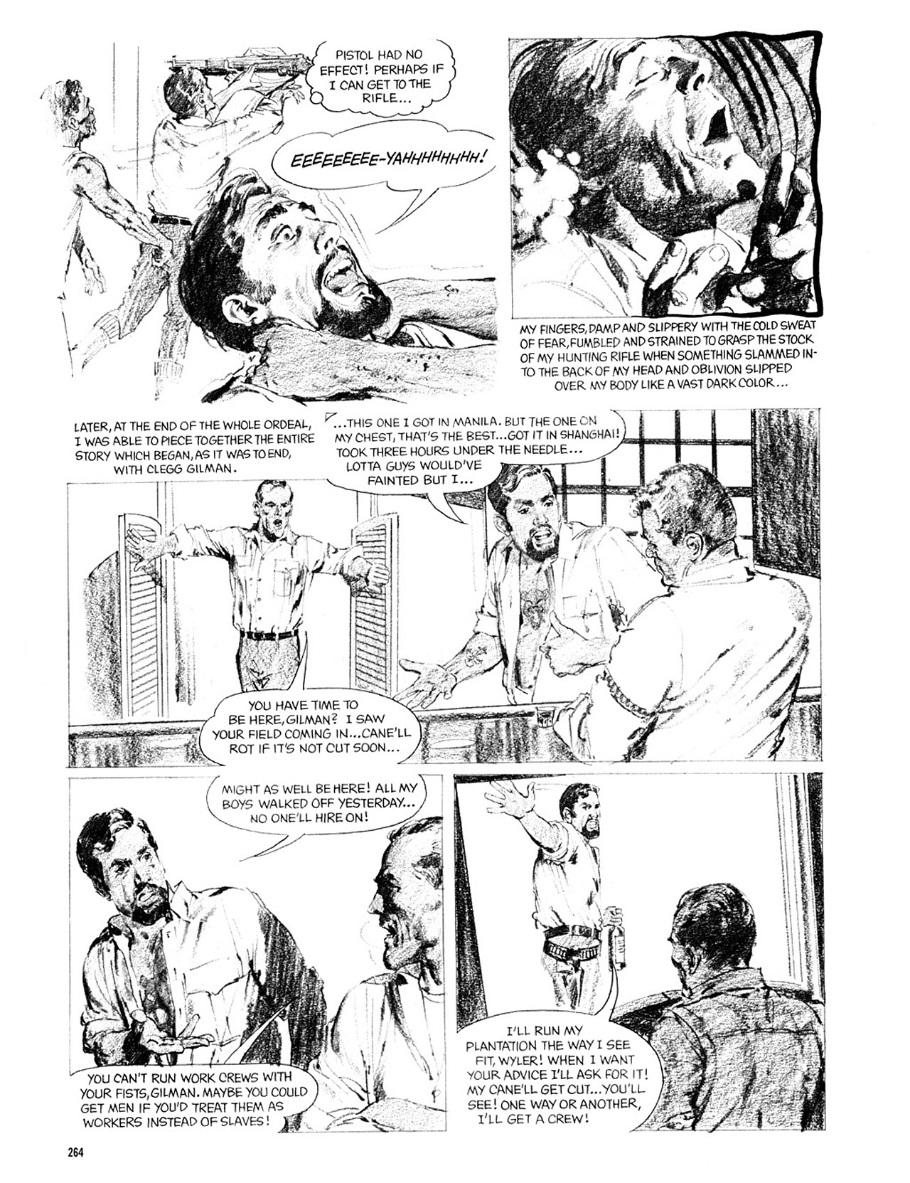 Read online Eerie Archives comic -  Issue # TPB 2 - 265