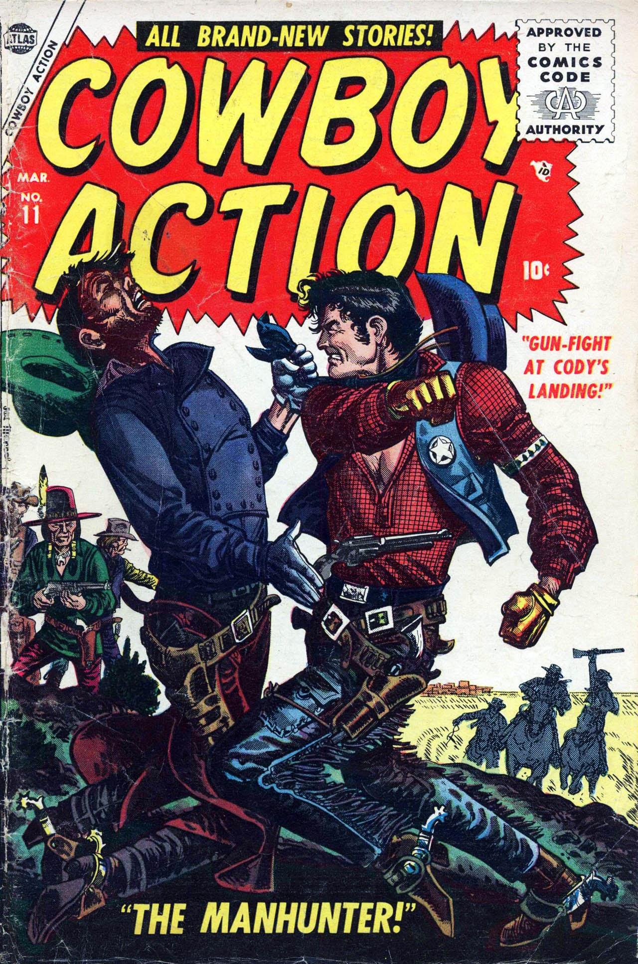 Cowboy Action 11 Page 1