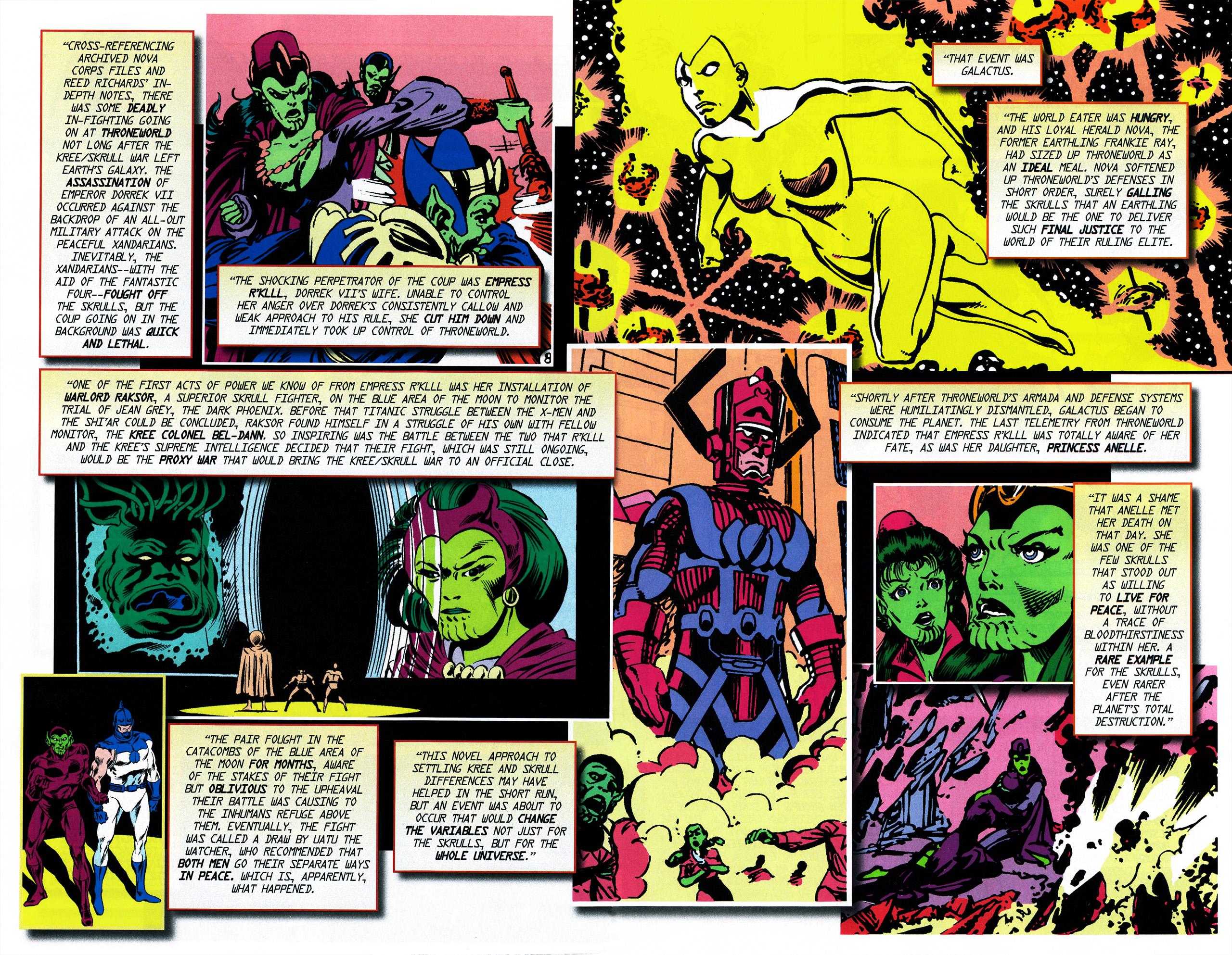 Read online Secret Invasion Saga comic -  Issue # Full - 16