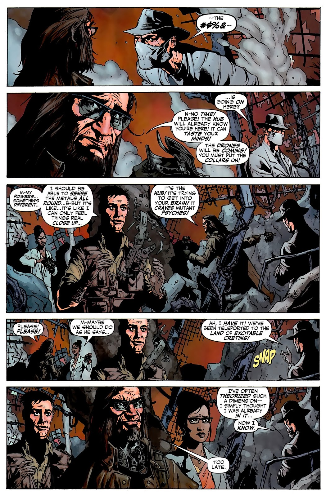 Read online X-Men: Second Coming Revelations comic -  Issue # TPB (Part 1) - 38