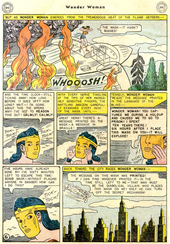 Read online Wonder Woman (1942) comic -  Issue #80 - 8
