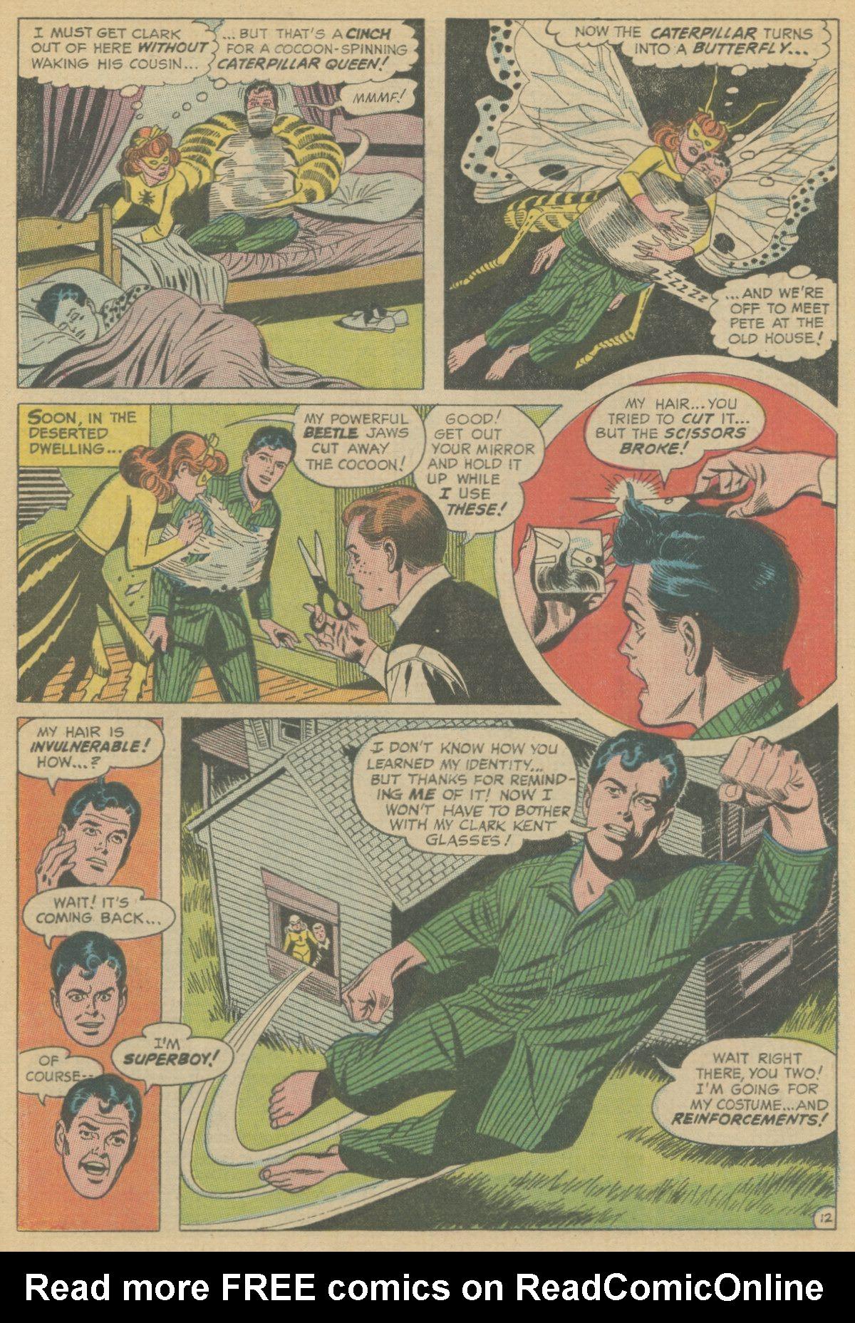 Read online Adventure Comics (1938) comic -  Issue #370 - 16
