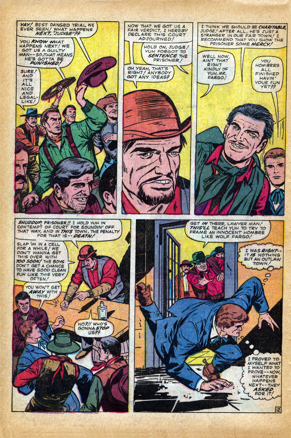 Read online Two-Gun Kid comic -  Issue #75 - 16