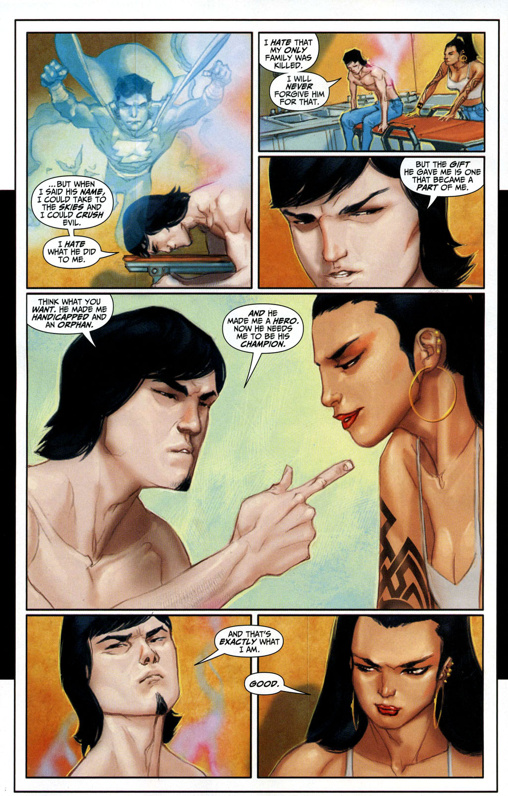 Read online Trials of Shazam comic -  Issue #3 - 20