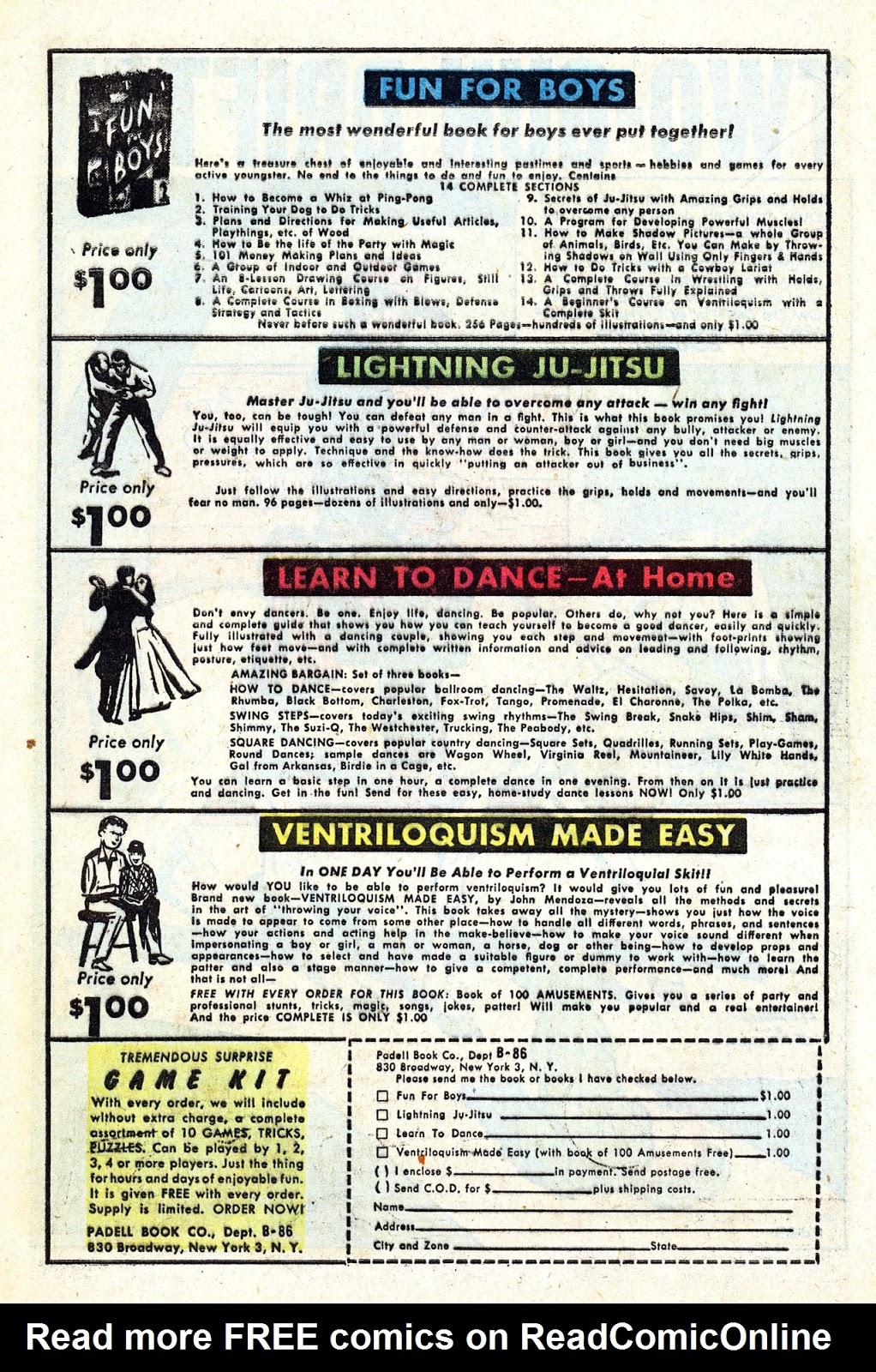 Gunsmoke Western issue 34 - Page 9