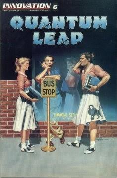 Read online Quantum Leap comic -  Issue #6 - 1