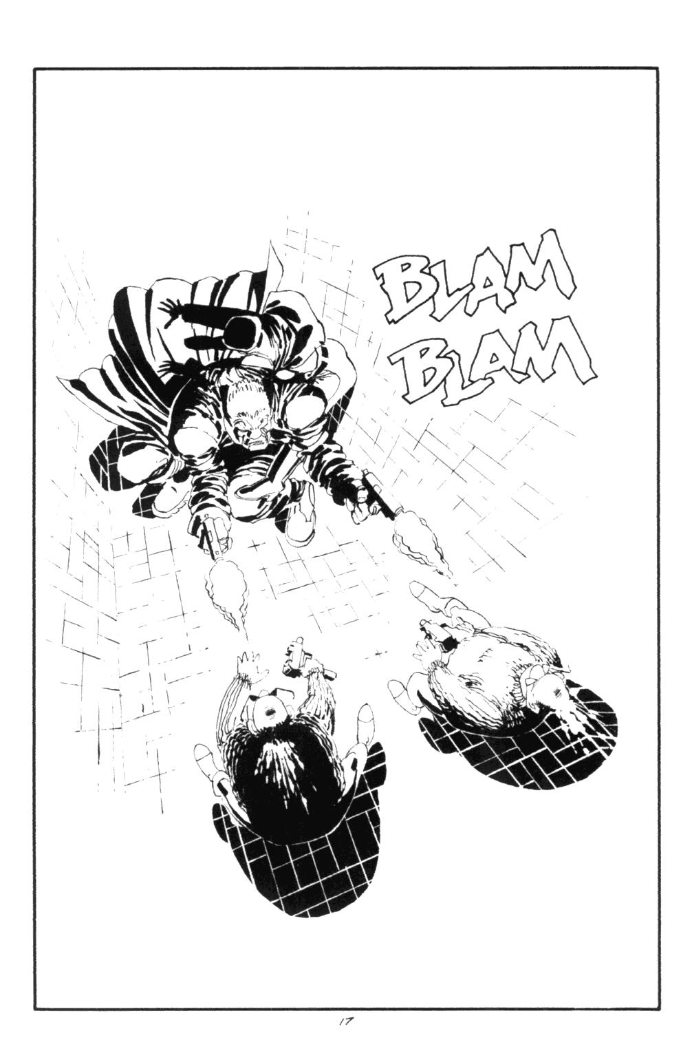 Read online Sin City: Silent Night comic -  Issue # Full - 18