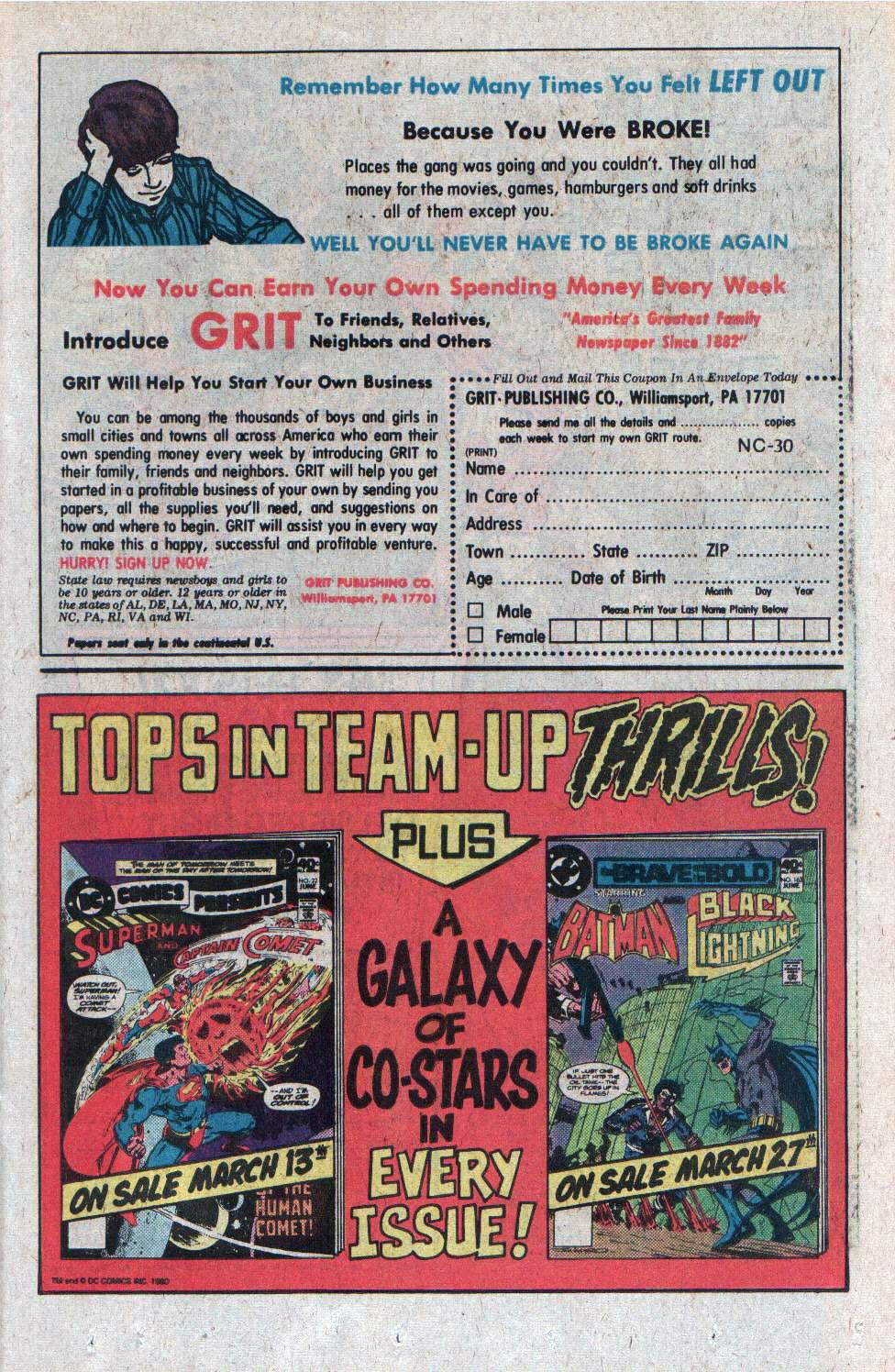 Read online Adventure Comics (1938) comic -  Issue #472 - 22