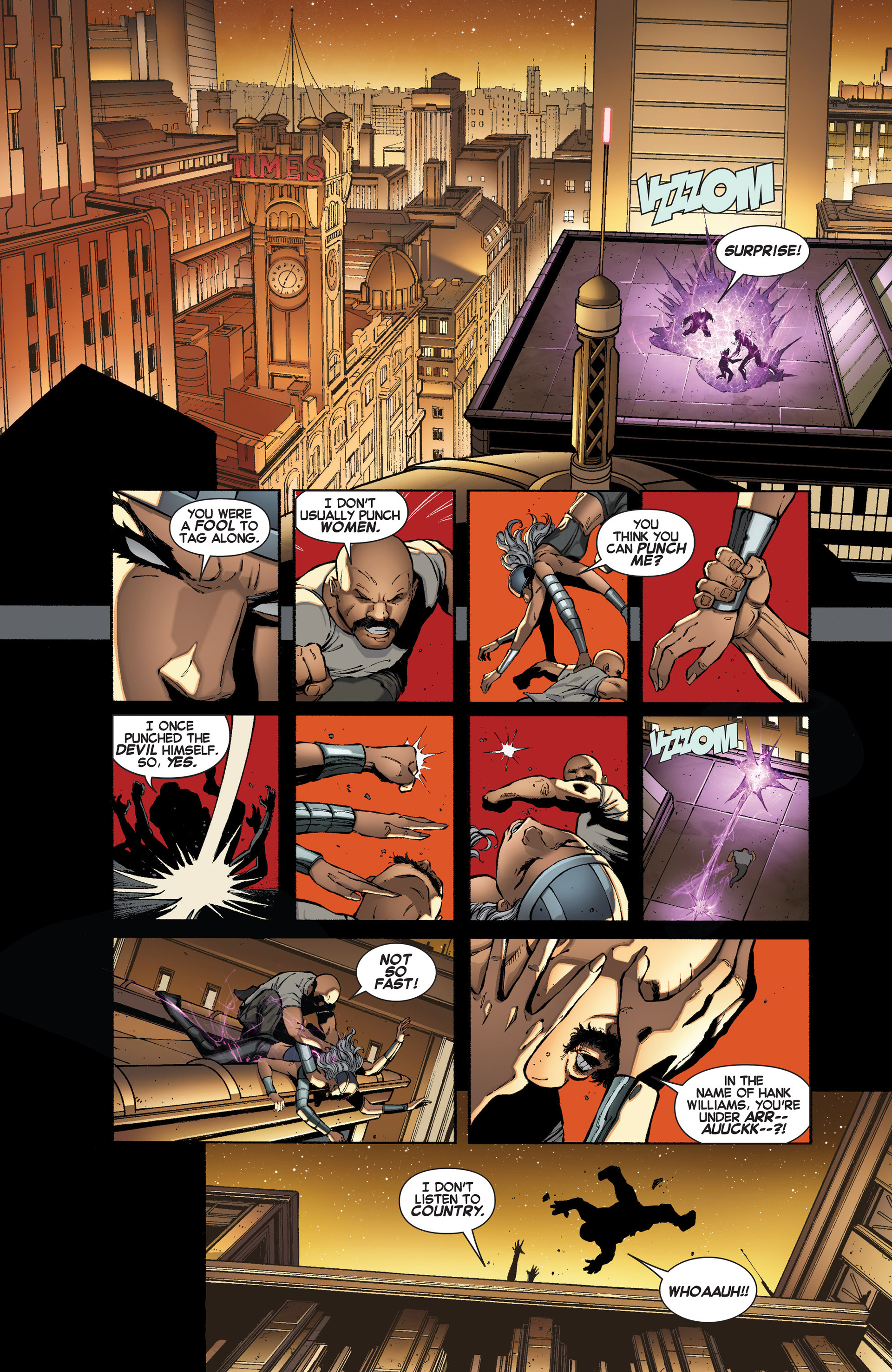 Read online Uncanny X-Force (2013) comic -  Issue #2 - 7