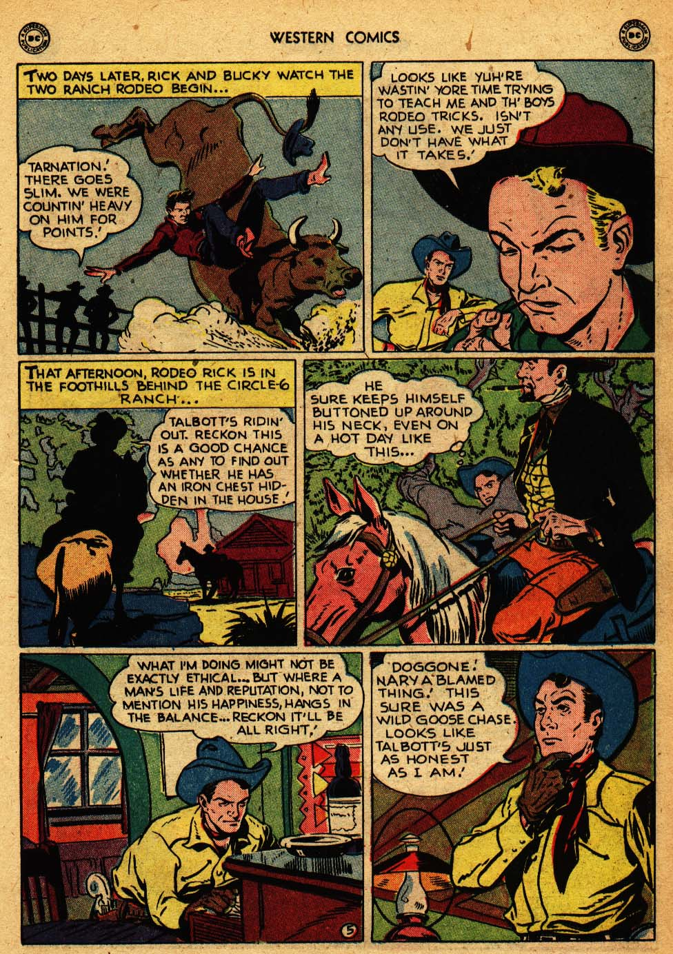 Western Comics issue 9 - Page 33