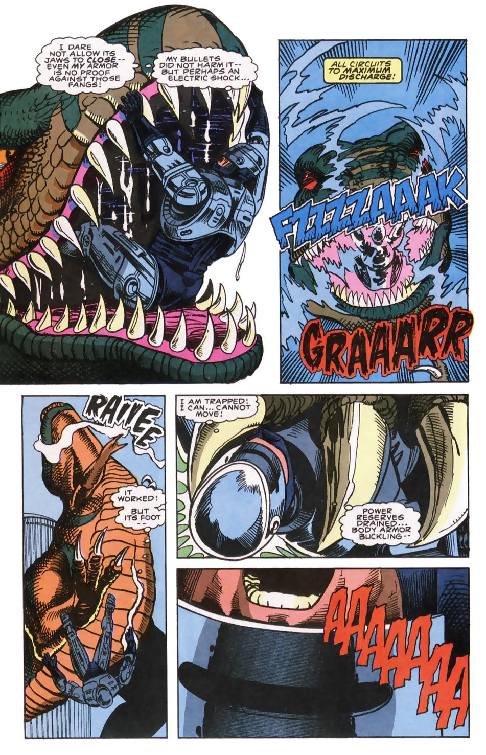 Read online Robocop (1990) comic -  Issue #7 - 19