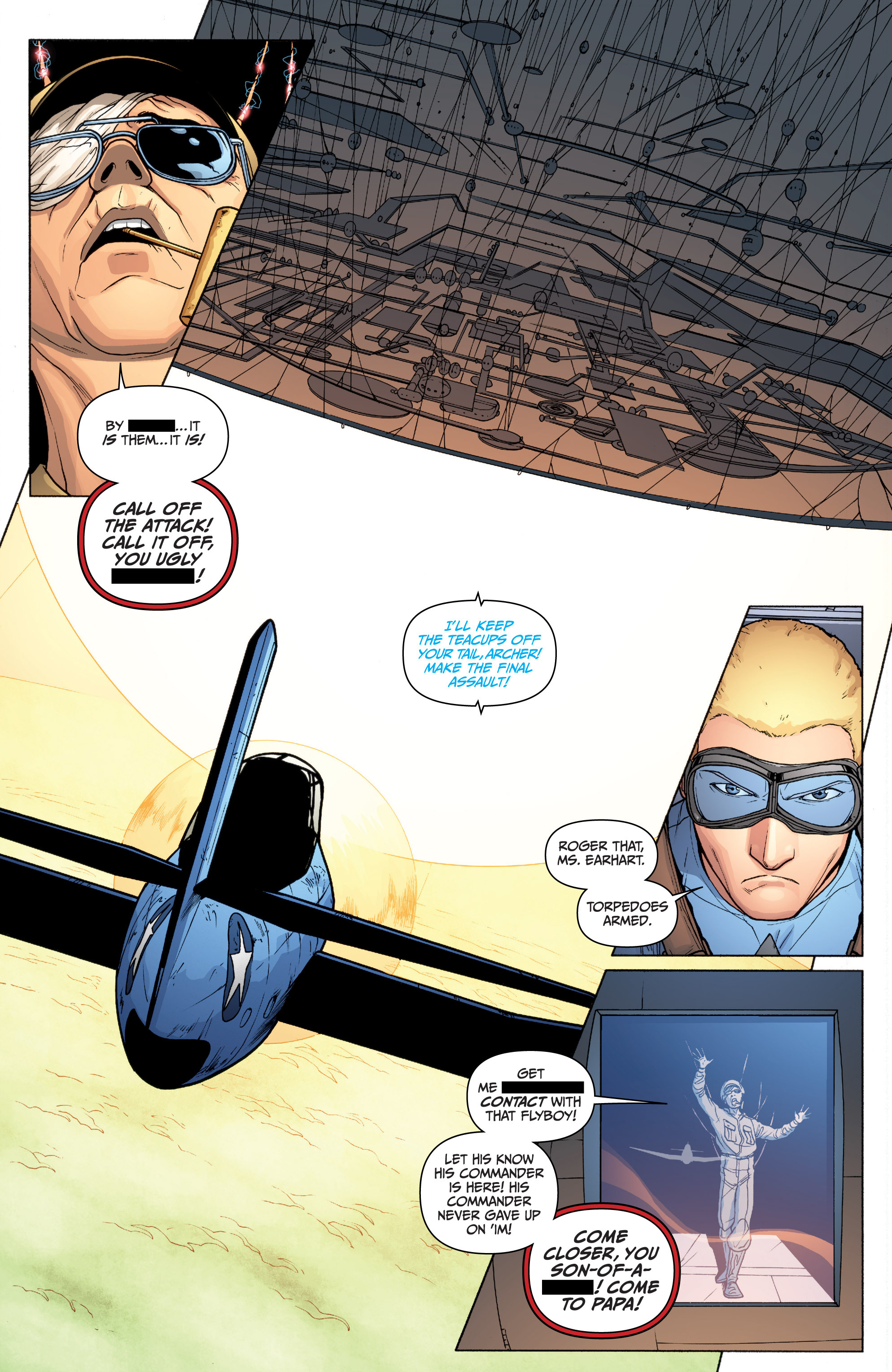 Read online Archer and Armstrong comic -  Issue #Archer and Armstrong _TPB 3 - 111