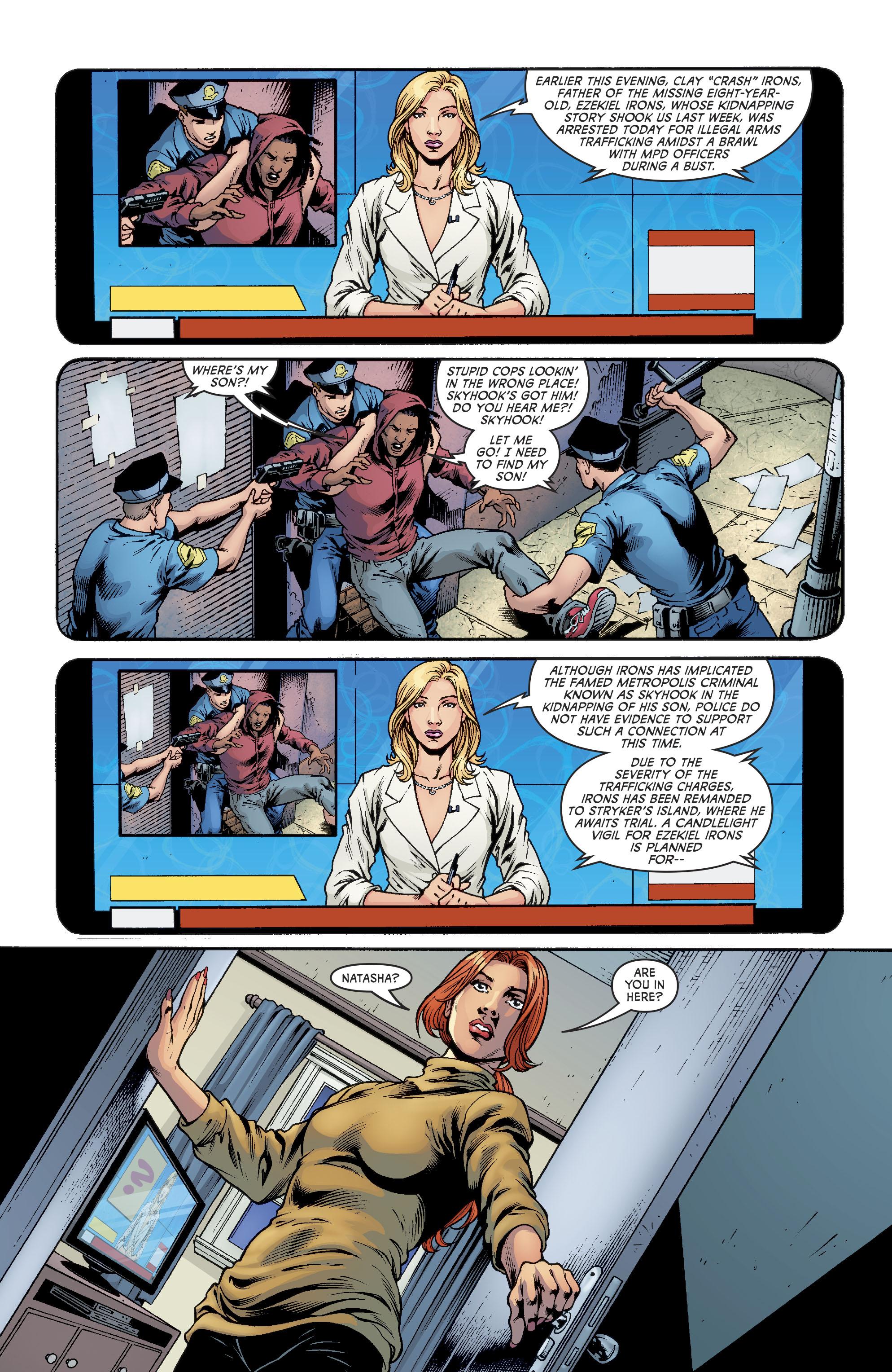 Read online Superwoman comic -  Issue #11 - 9