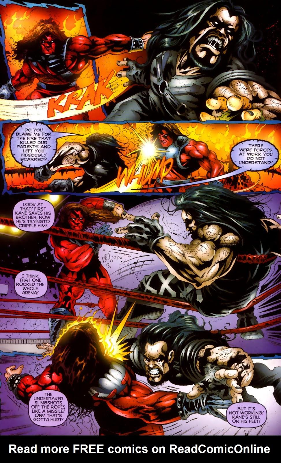 Read online Undertaker (1999) comic -  Issue #0.5 - 9