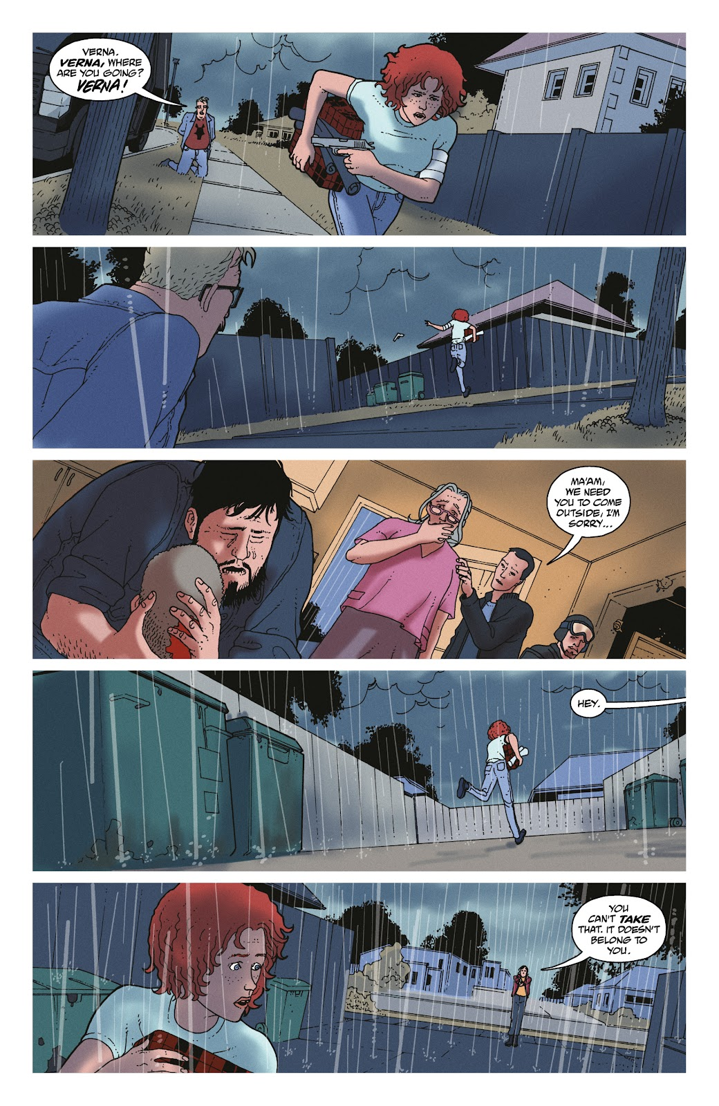 Read online She Could Fly comic -  Issue # _TPB - 135