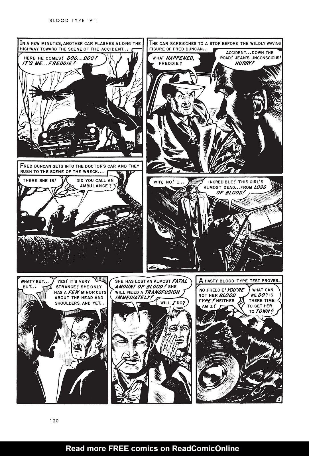 Read online Doctor of Horror and Other Stories comic -  Issue # TPB (Part 2) - 36