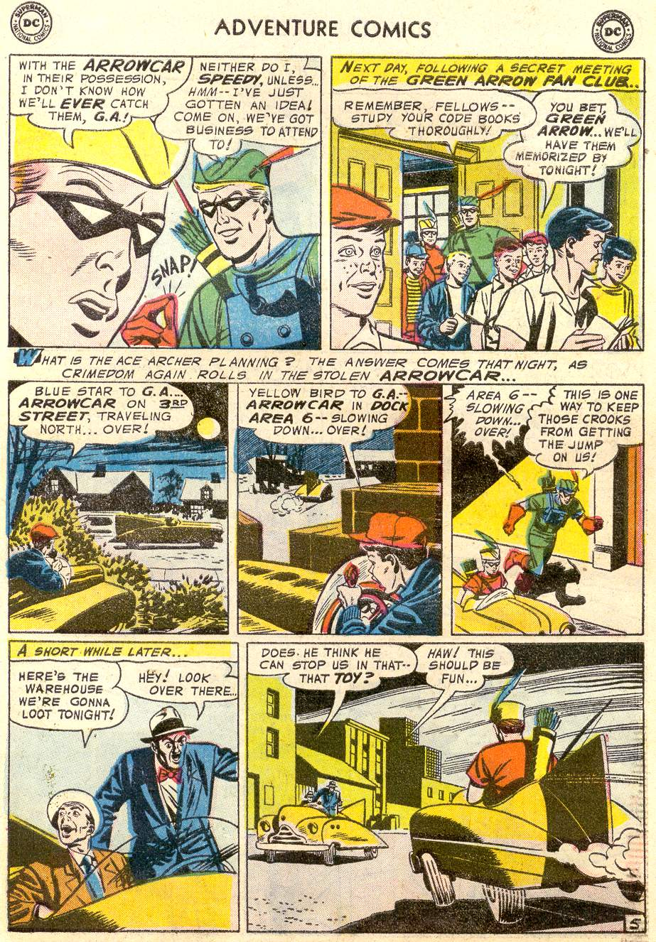 Read online Adventure Comics (1938) comic -  Issue #231 - 32
