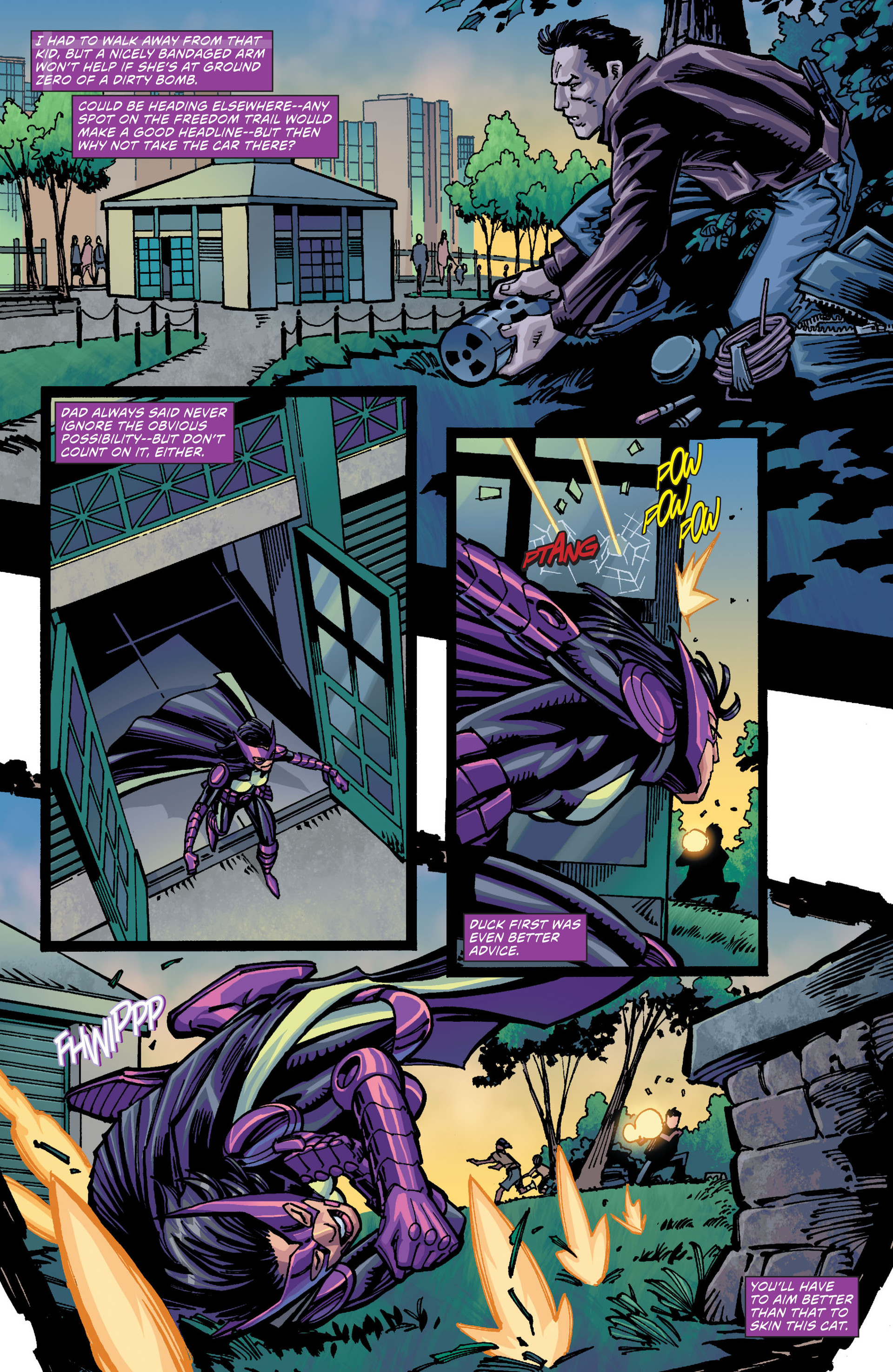 Read online Worlds' Finest comic -  Issue #24 - 12