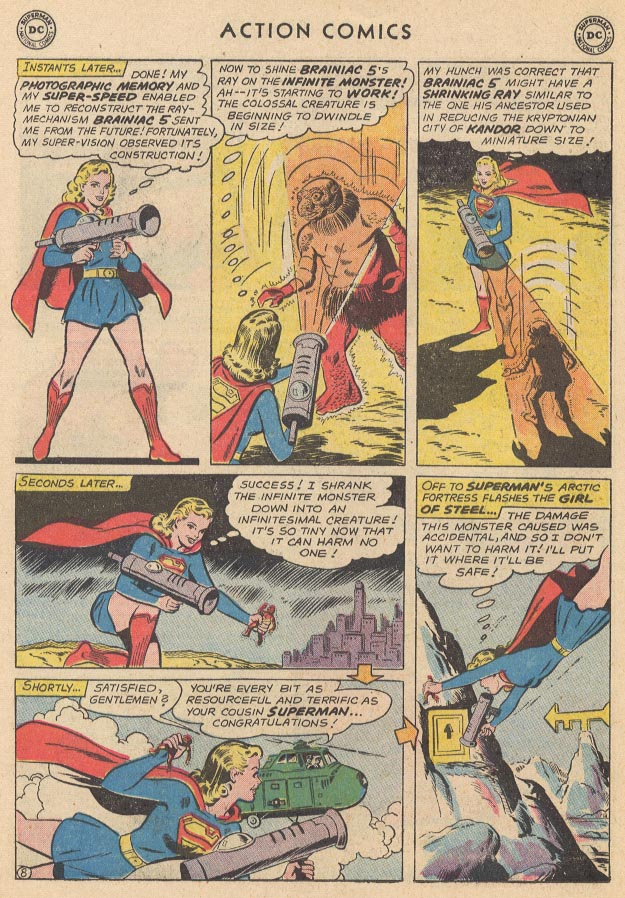 Read online Action Comics (1938) comic -  Issue #285 - 26