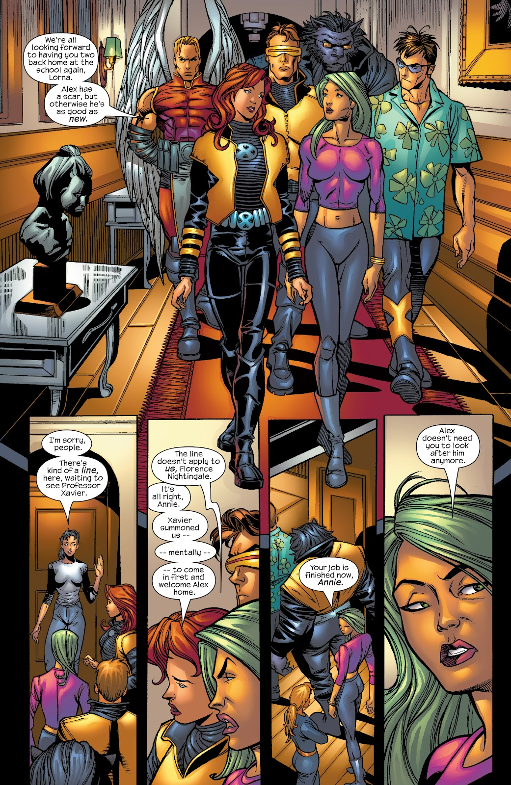 Read online X-Men: Unstoppable comic -  Issue # TPB (Part 4) - 14