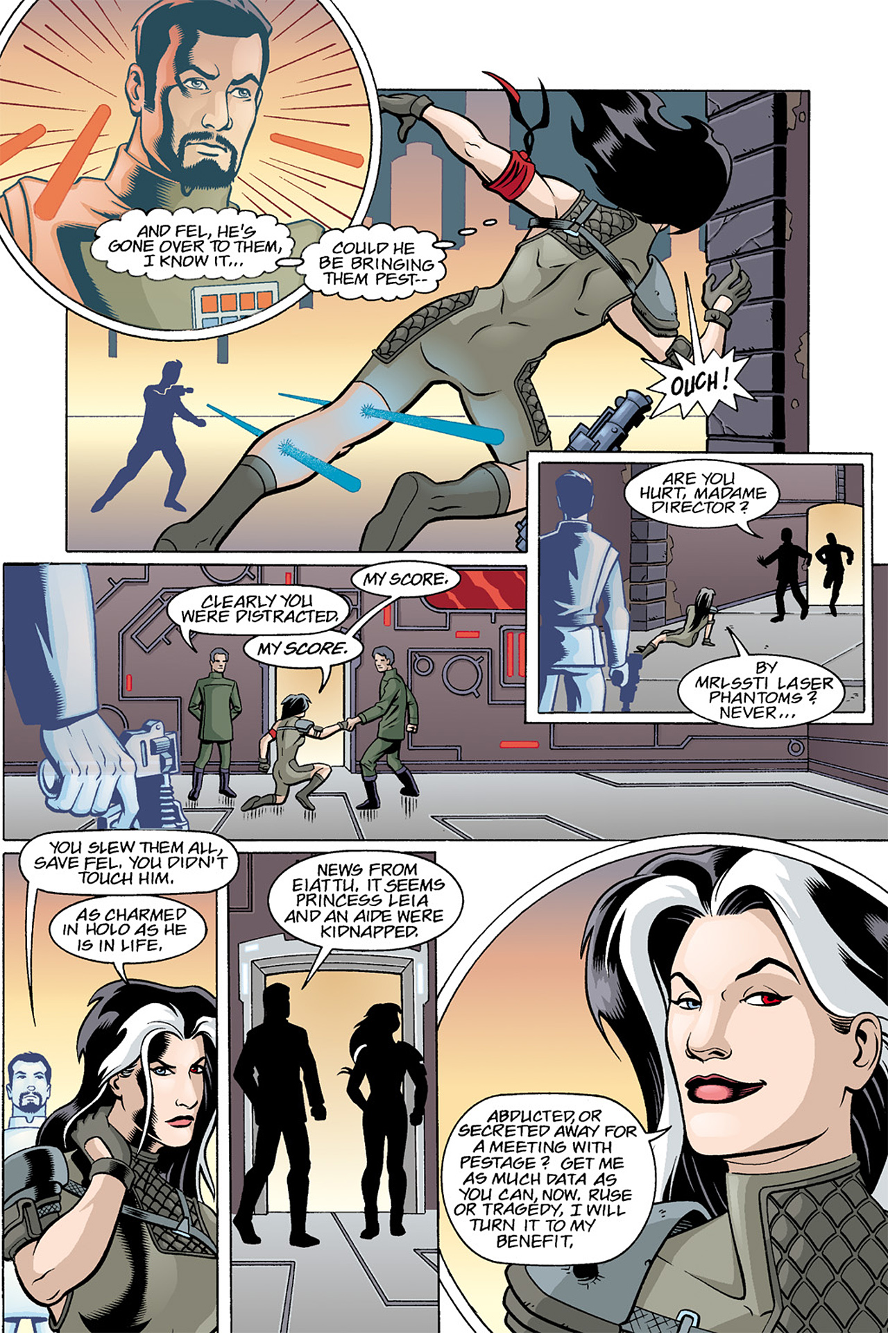 Read online Star Wars Omnibus comic -  Issue # Vol. 3 - 205