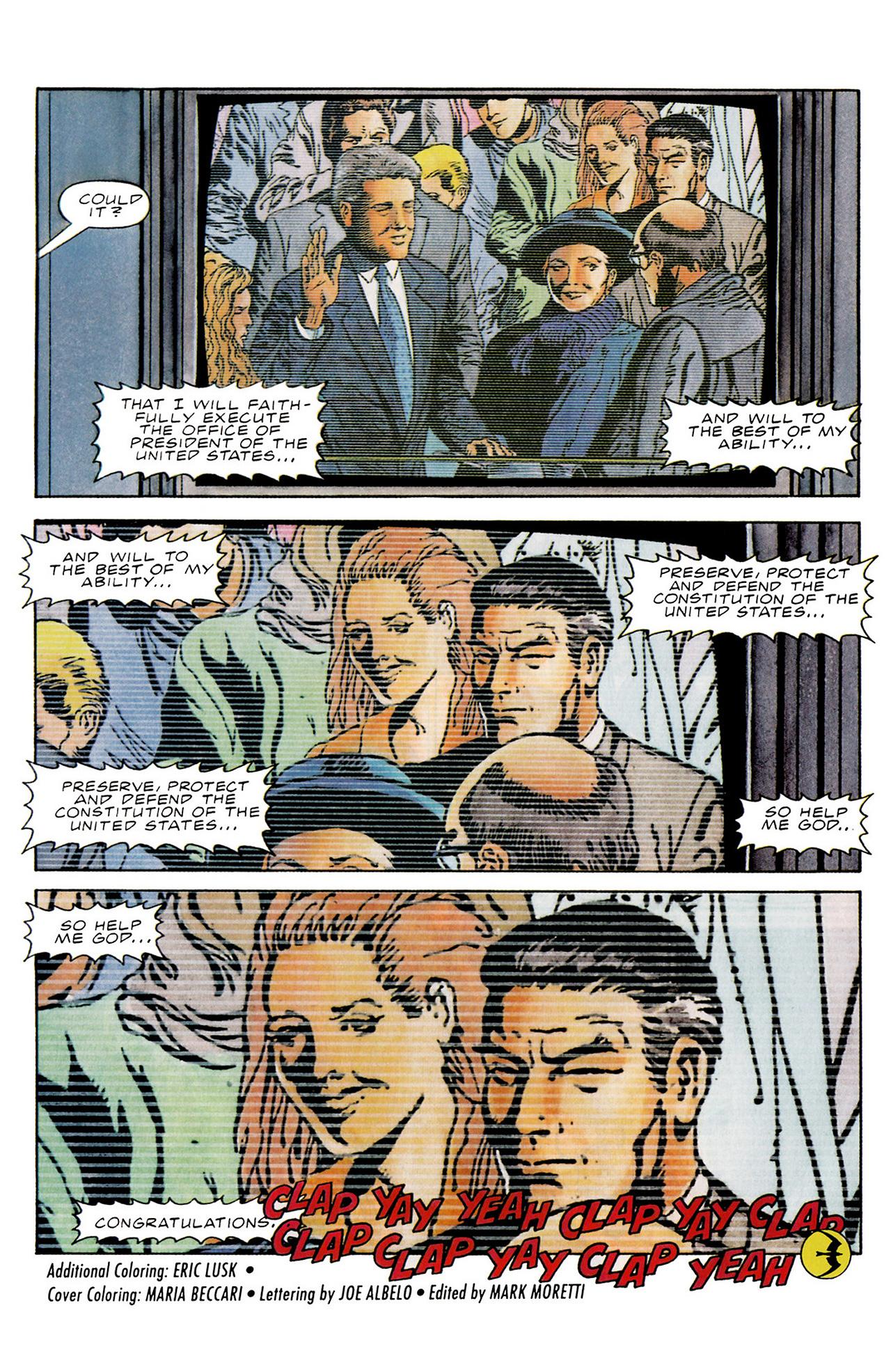 Read online Harbinger (1992) comic -  Issue #18 - 22