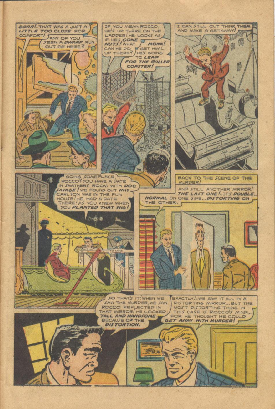 Read online Shadow Comics comic -  Issue #95 - 39