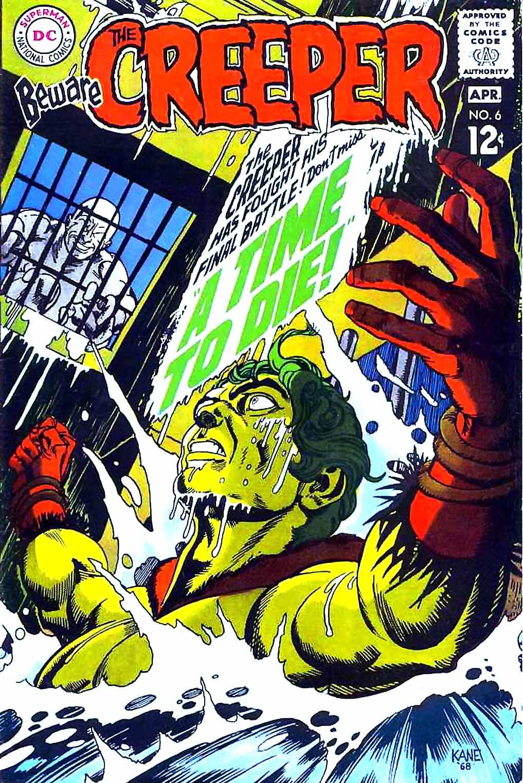 Beware The Creeper (1968) 6 Page 1