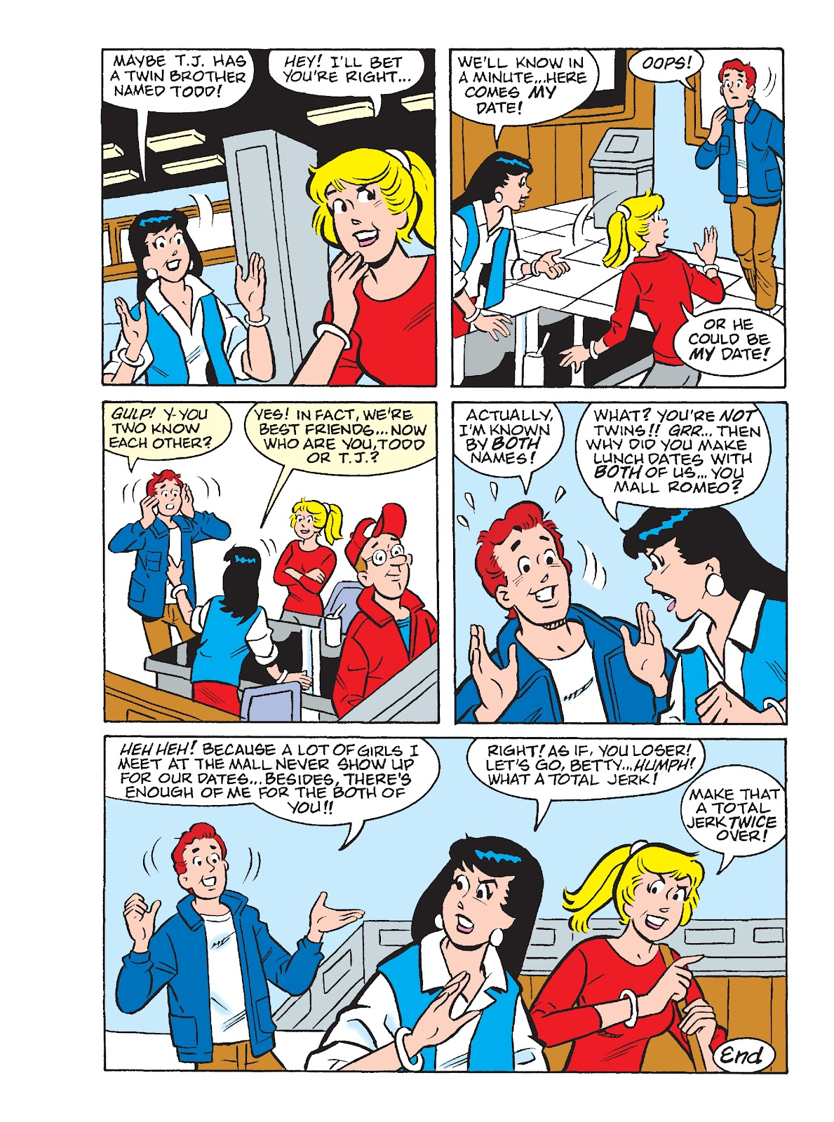 Betty and Veronica Double Digest issue 290 - Page 22